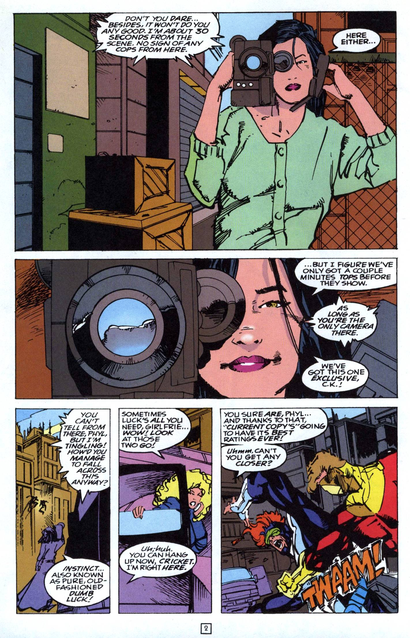 Read online Gunfire comic -  Issue #9 - 4