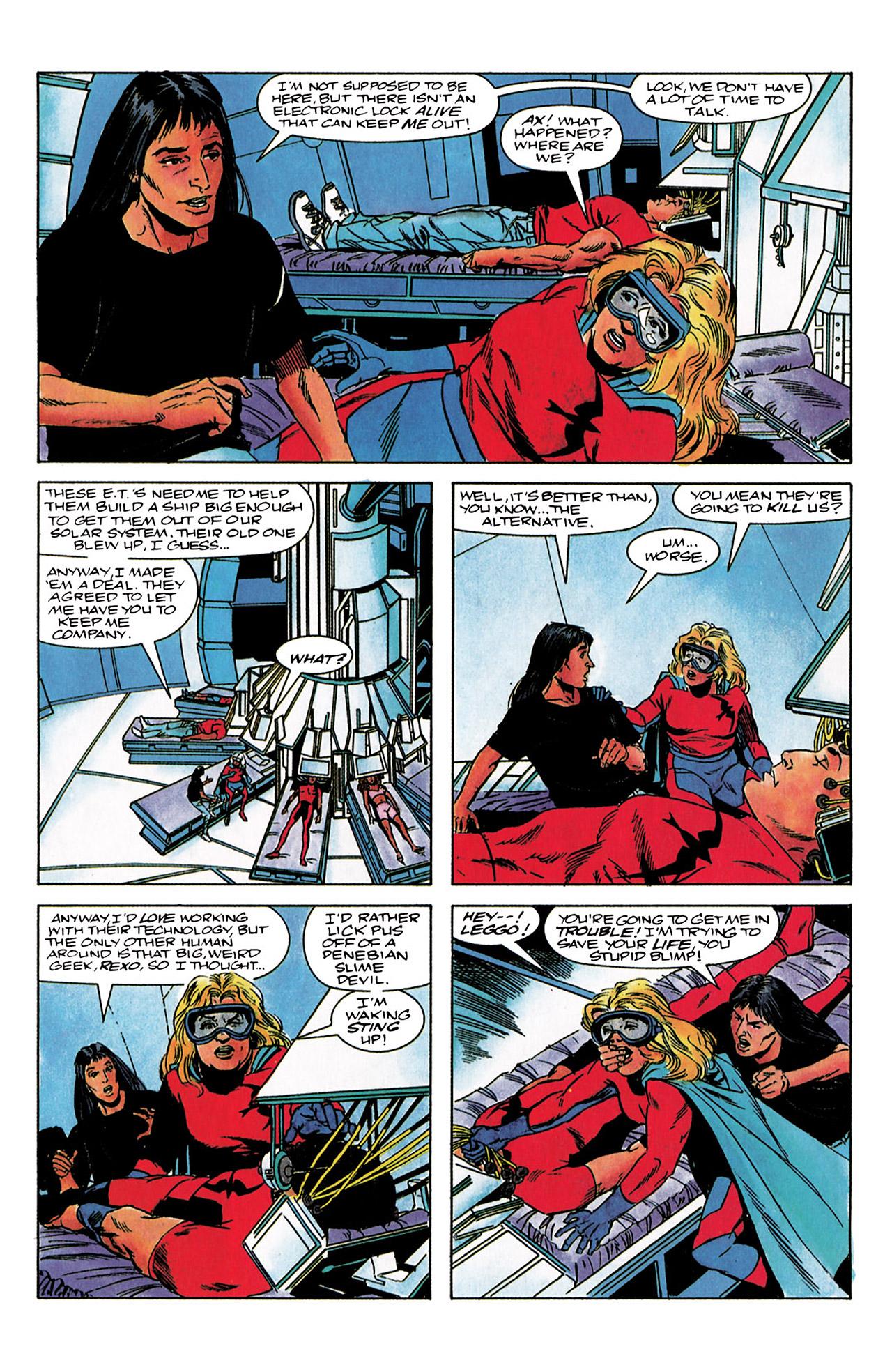 Read online Harbinger (1992) comic -  Issue #3 - 19