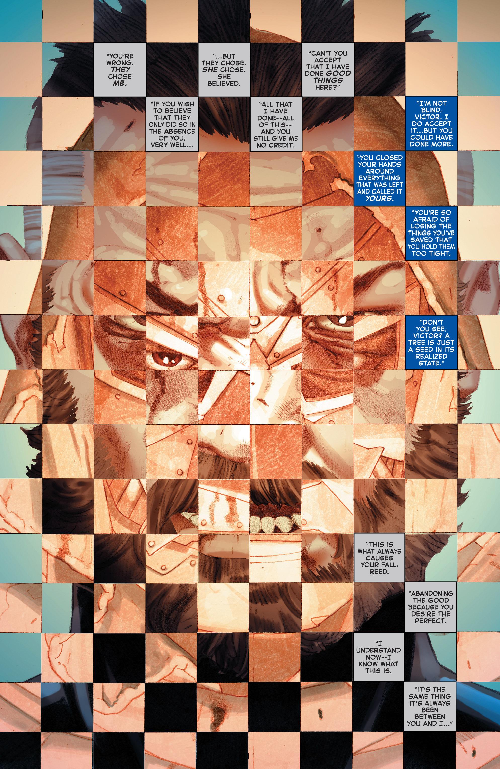 Read online Secret Wars comic -  Issue #9 - 19