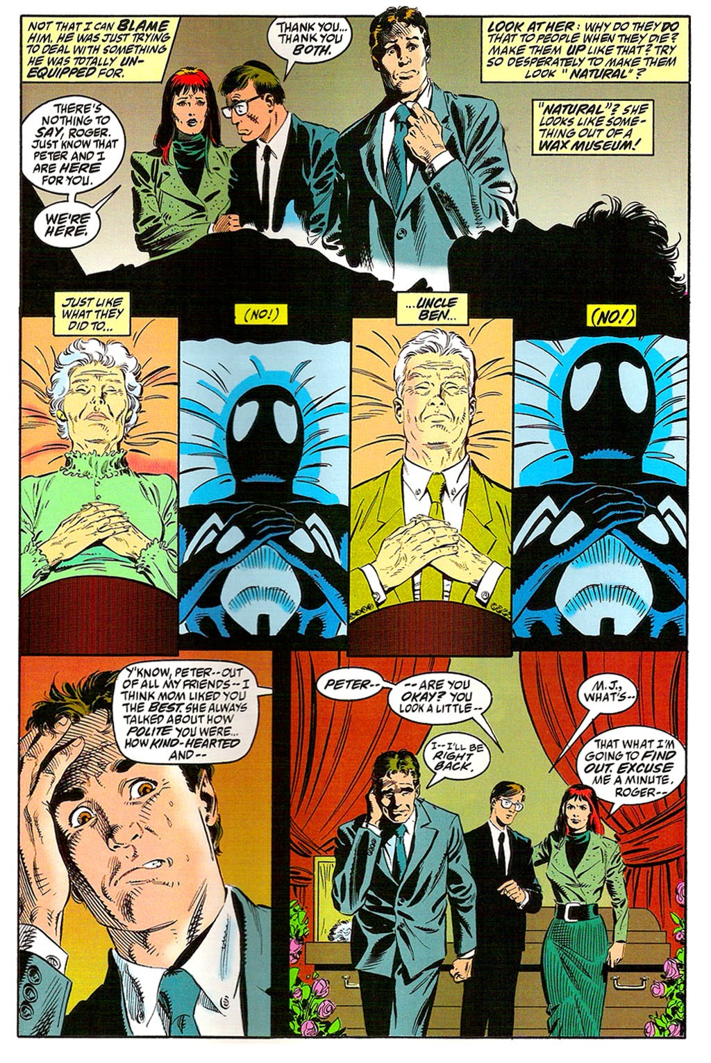 Read online The Amazing Spider-Man: Soul of the Hunter comic -  Issue # Full - 7