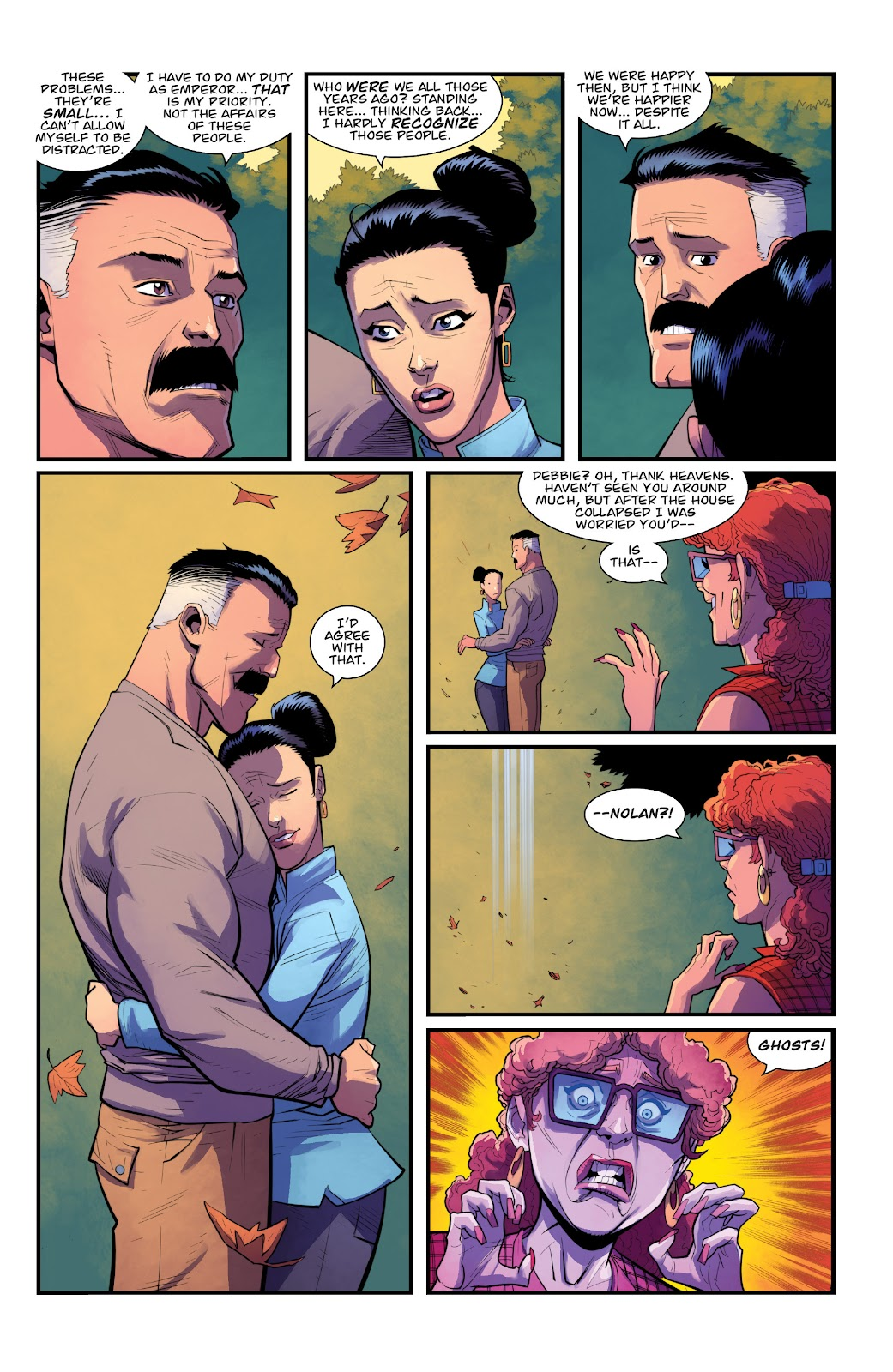Invincible (2003) issue TPB 21 - Modern Family - Page 29