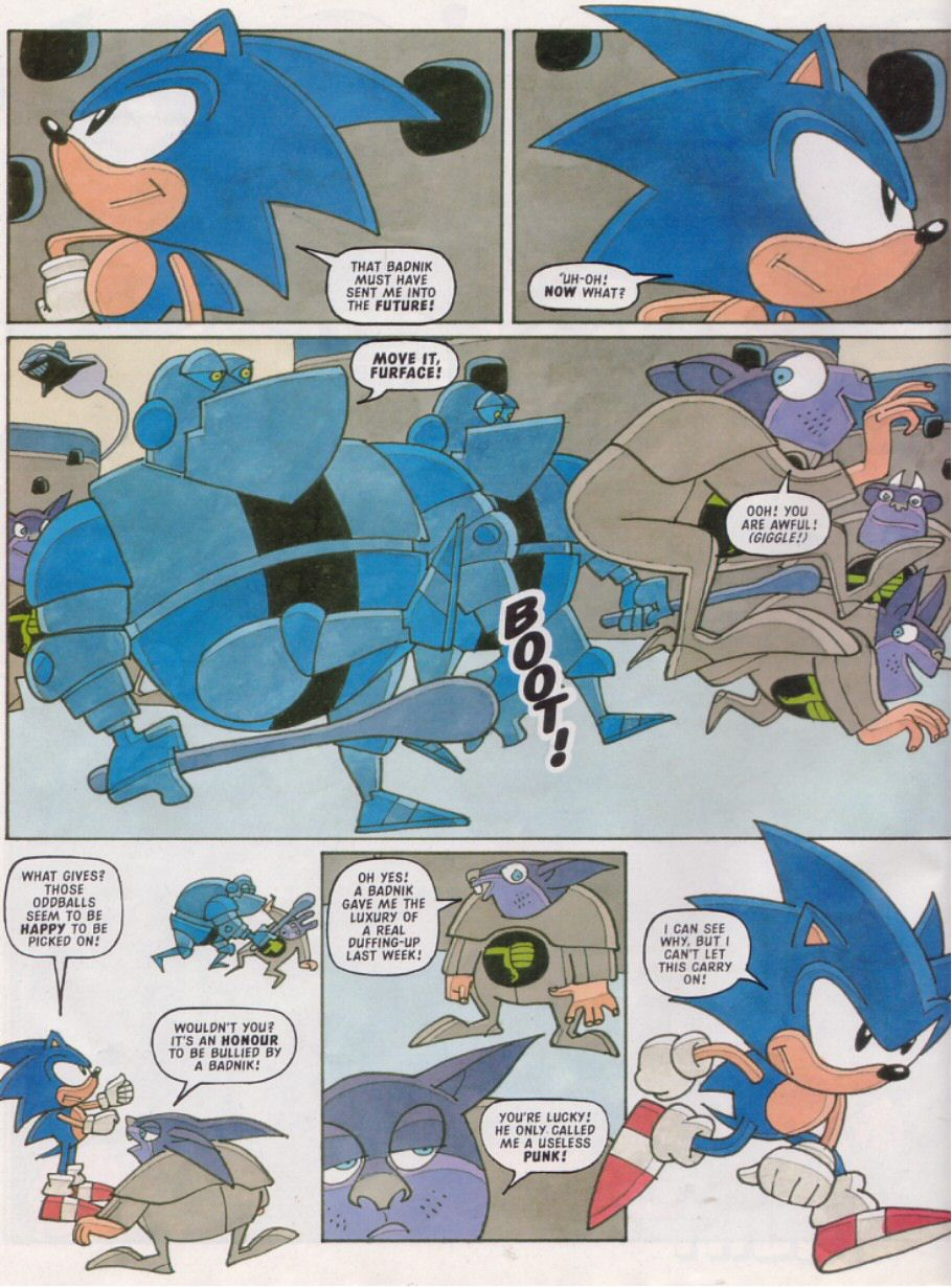 Read online Sonic the Comic comic -  Issue #112 - 6