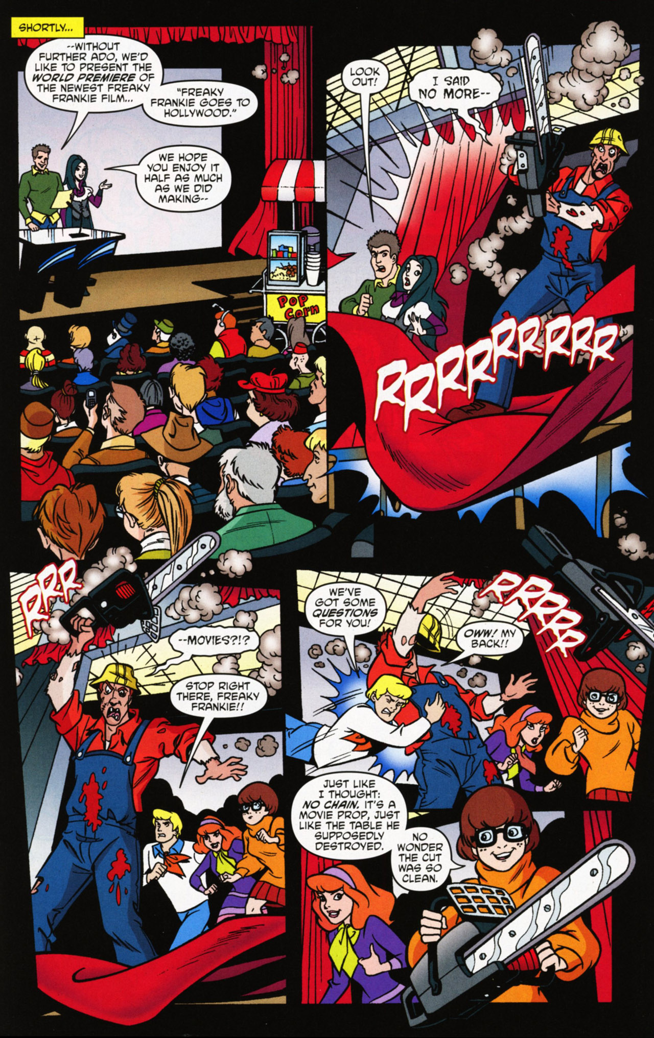 Read online Scooby-Doo (1997) comic -  Issue #159 - 20