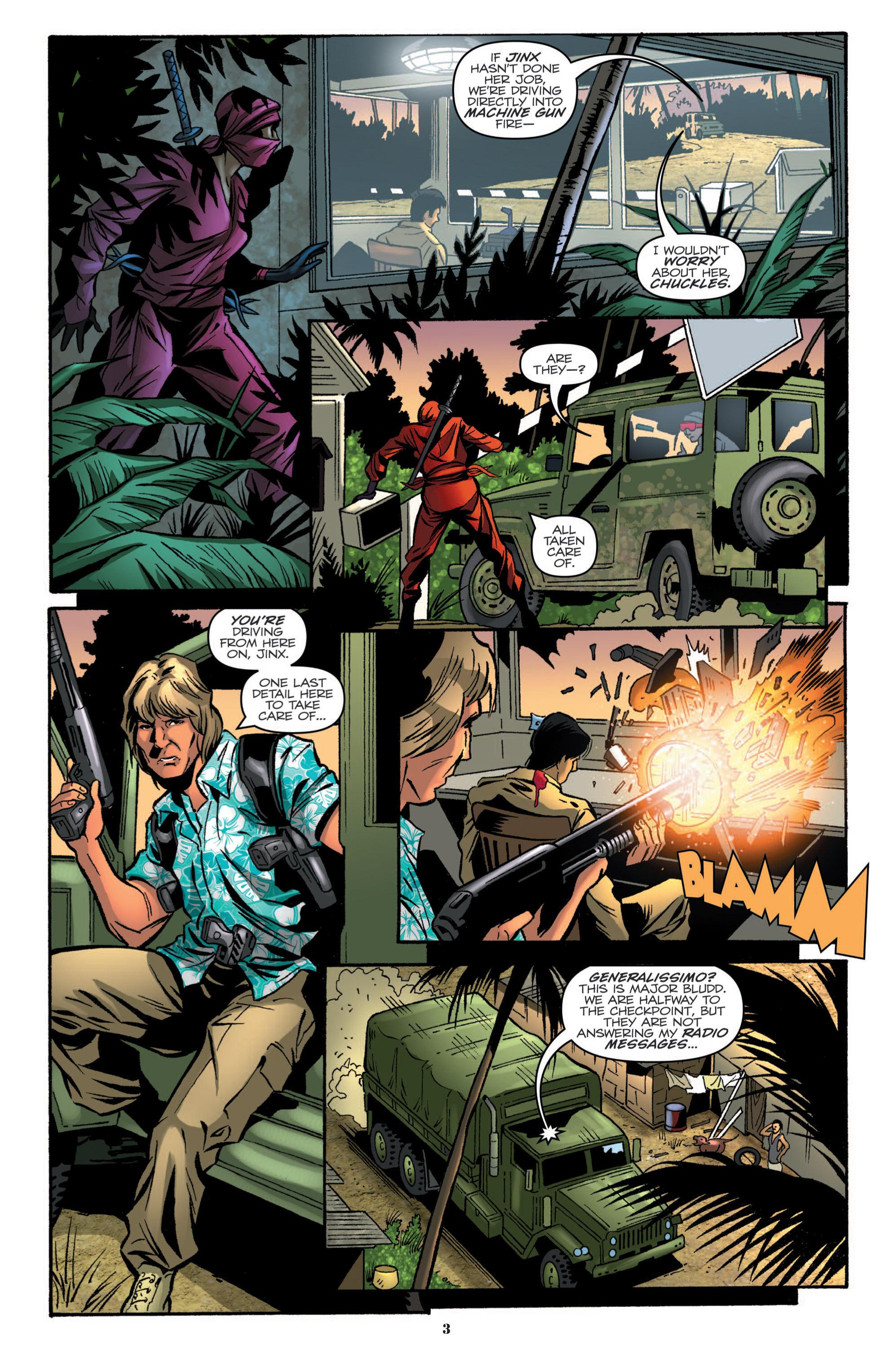 G.I. Joe: A Real American Hero 191 Page 4