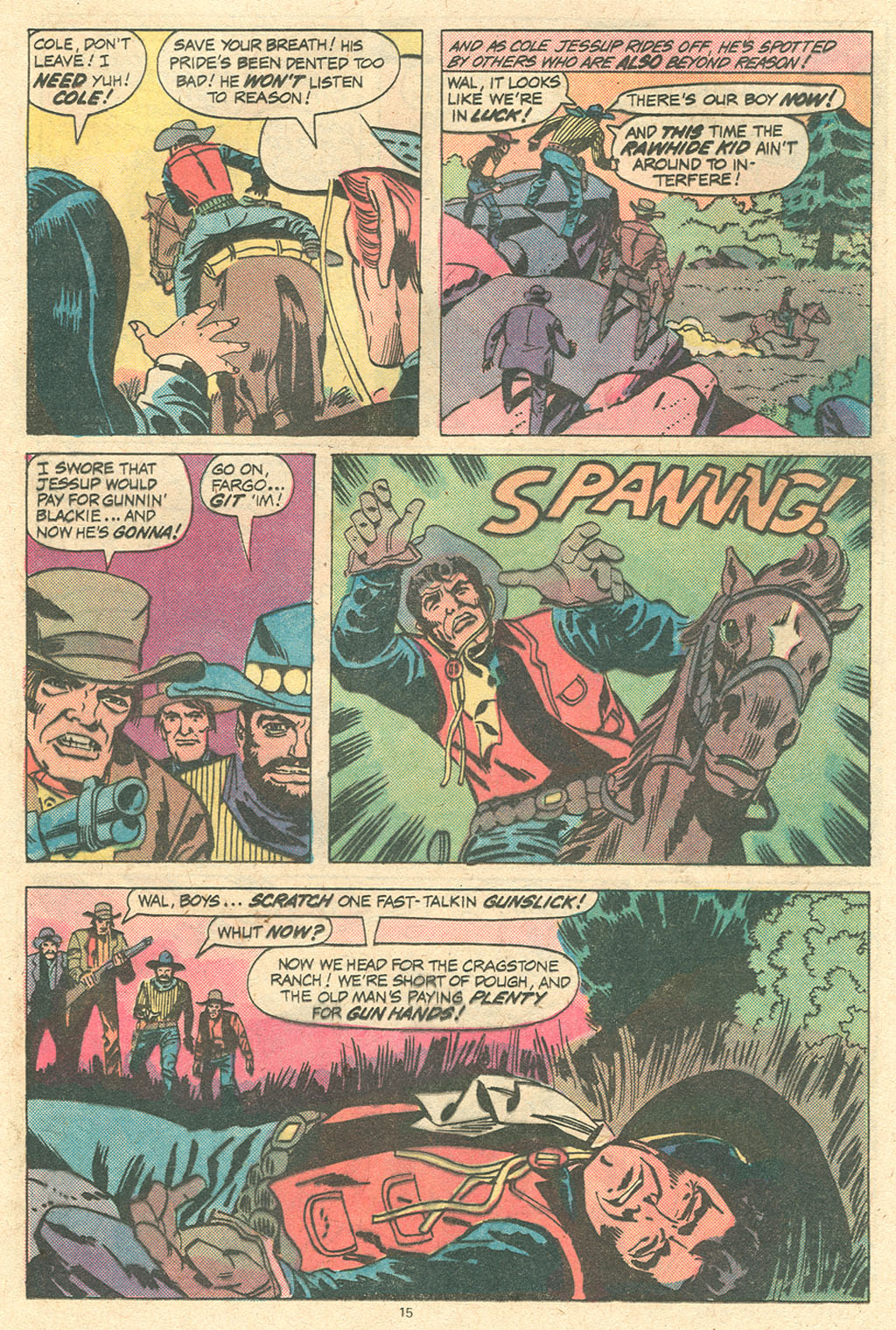 The Rawhide Kid (1955) issue 144 - Page 17