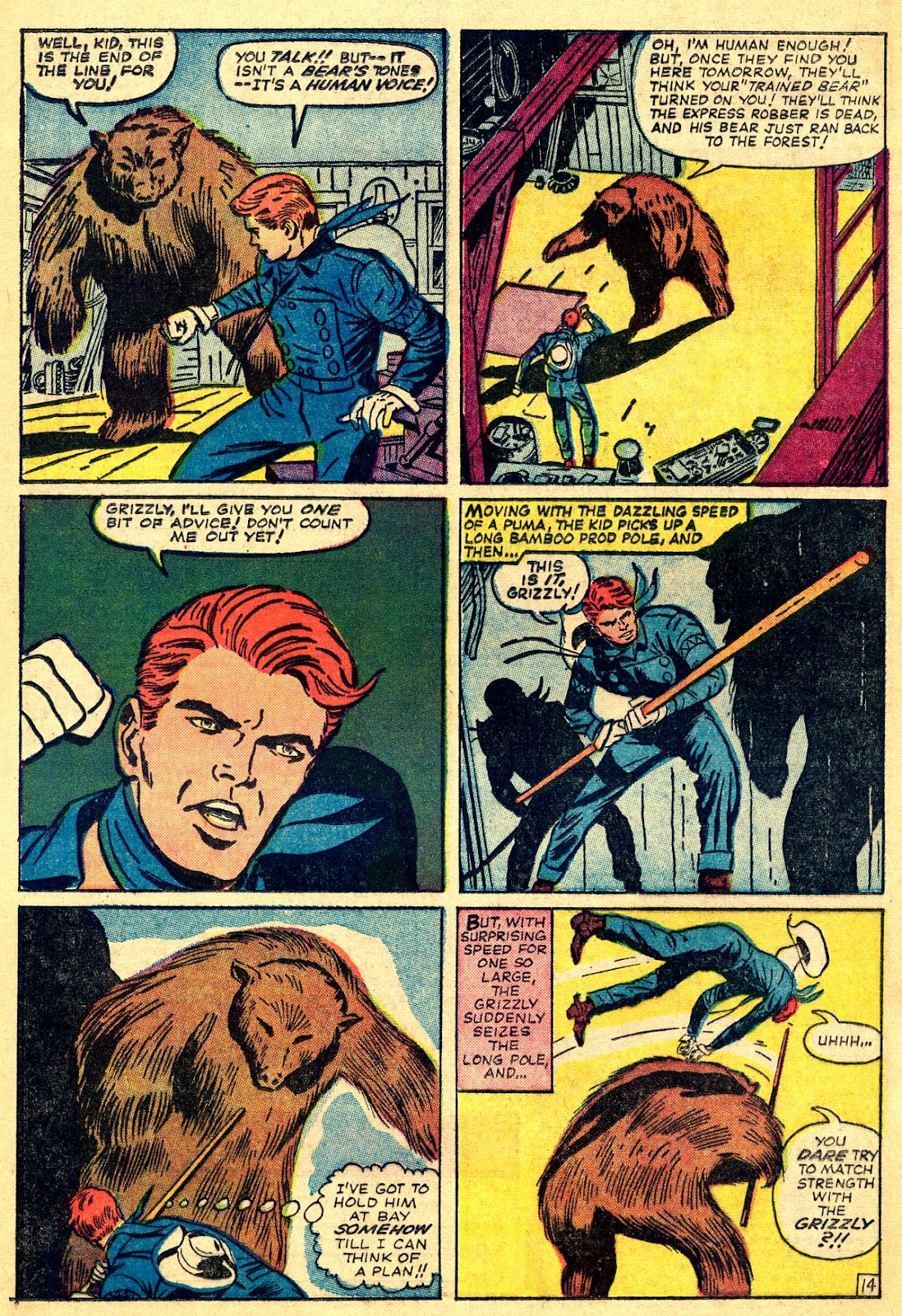 The Rawhide Kid (1955) issue 40 - Page 20