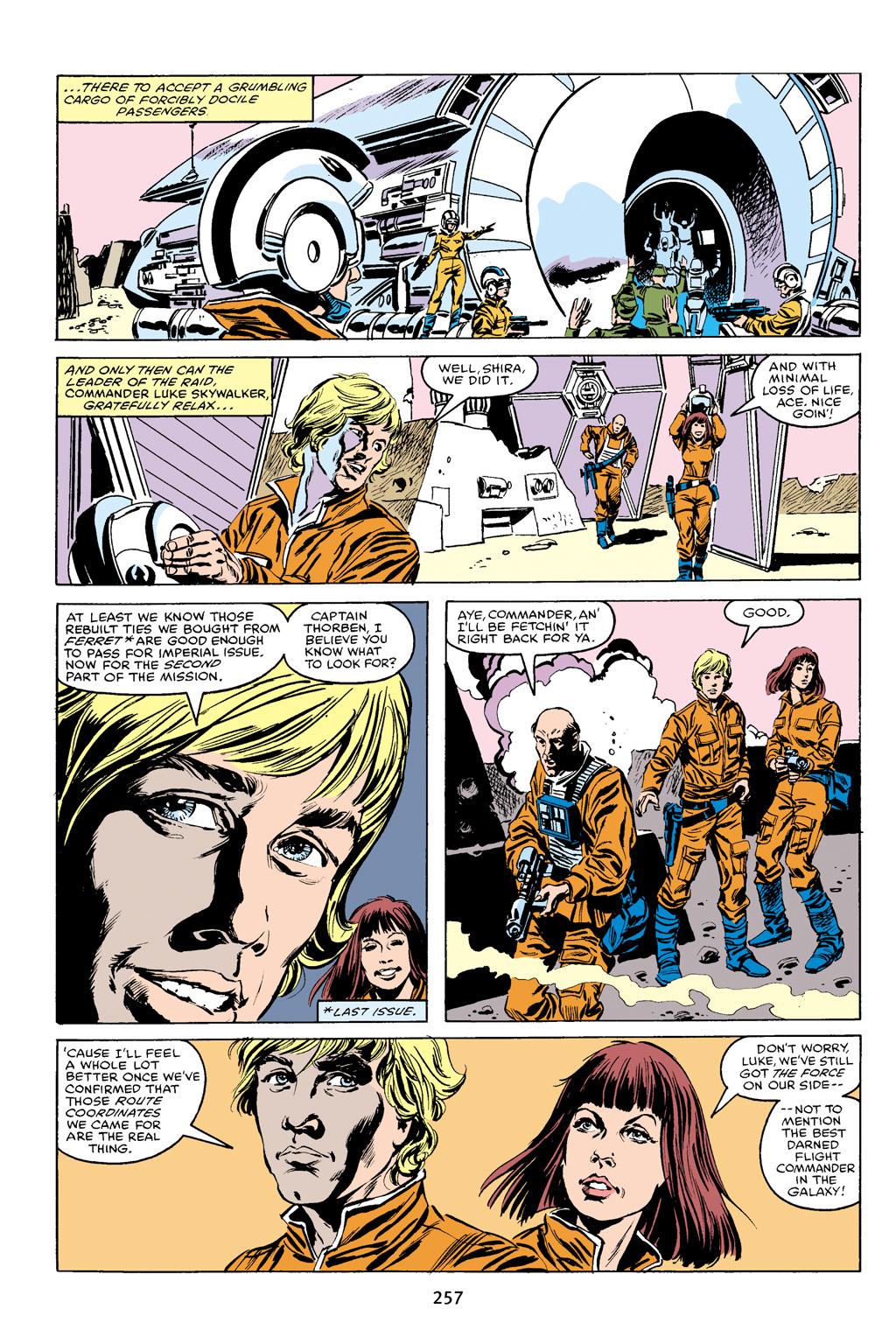 Read online Star Wars Omnibus comic -  Issue # Vol. 16 - 253