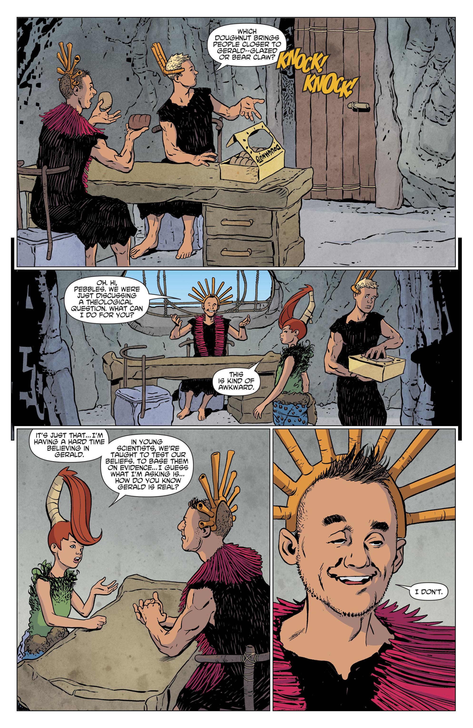 Read online The Flintstones comic -  Issue #12 - 20