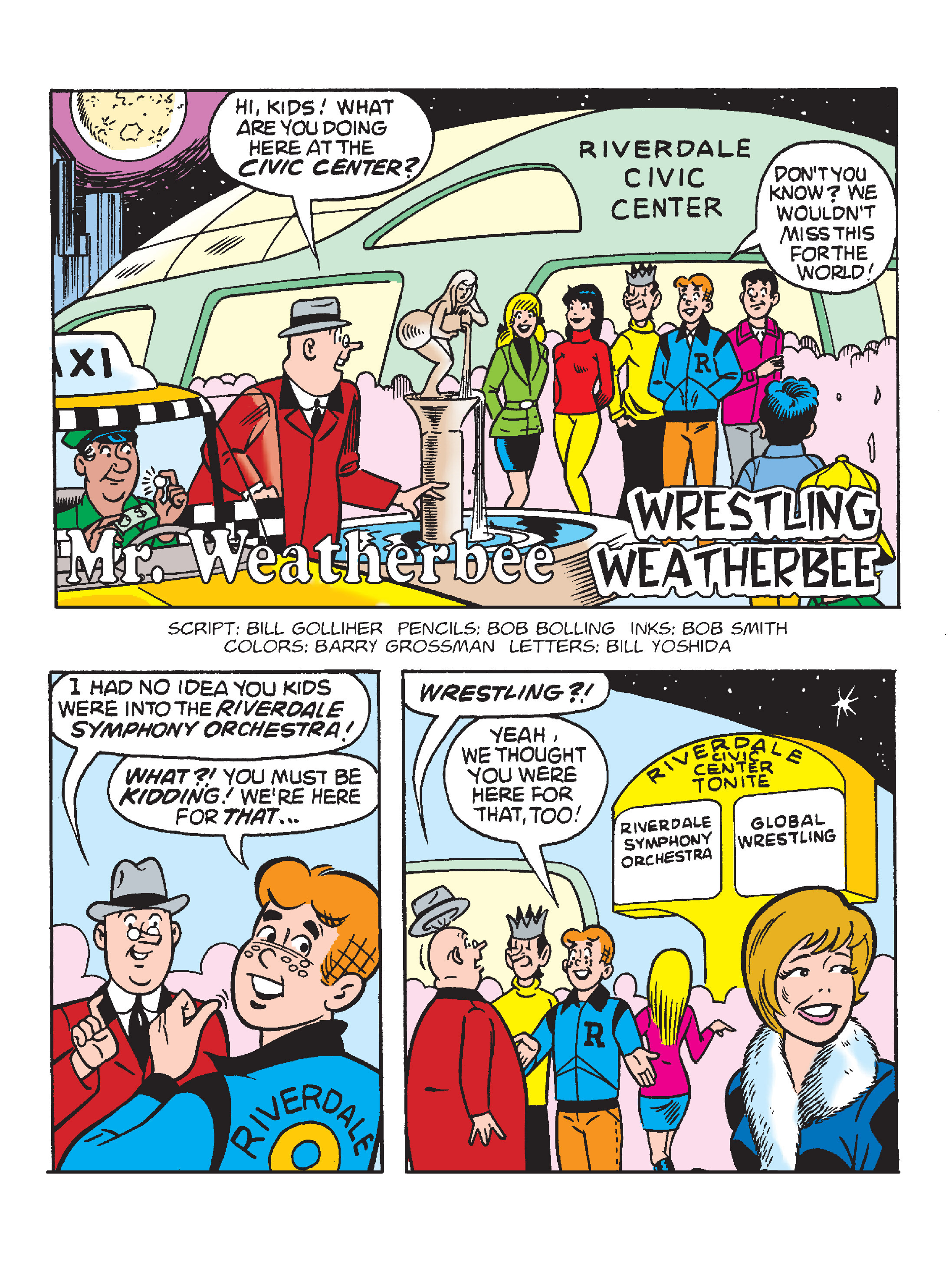 Read online Archie Giant Comics Collection comic -  Issue #Archie Giant Comics Collection TPB (Part 2) - 8