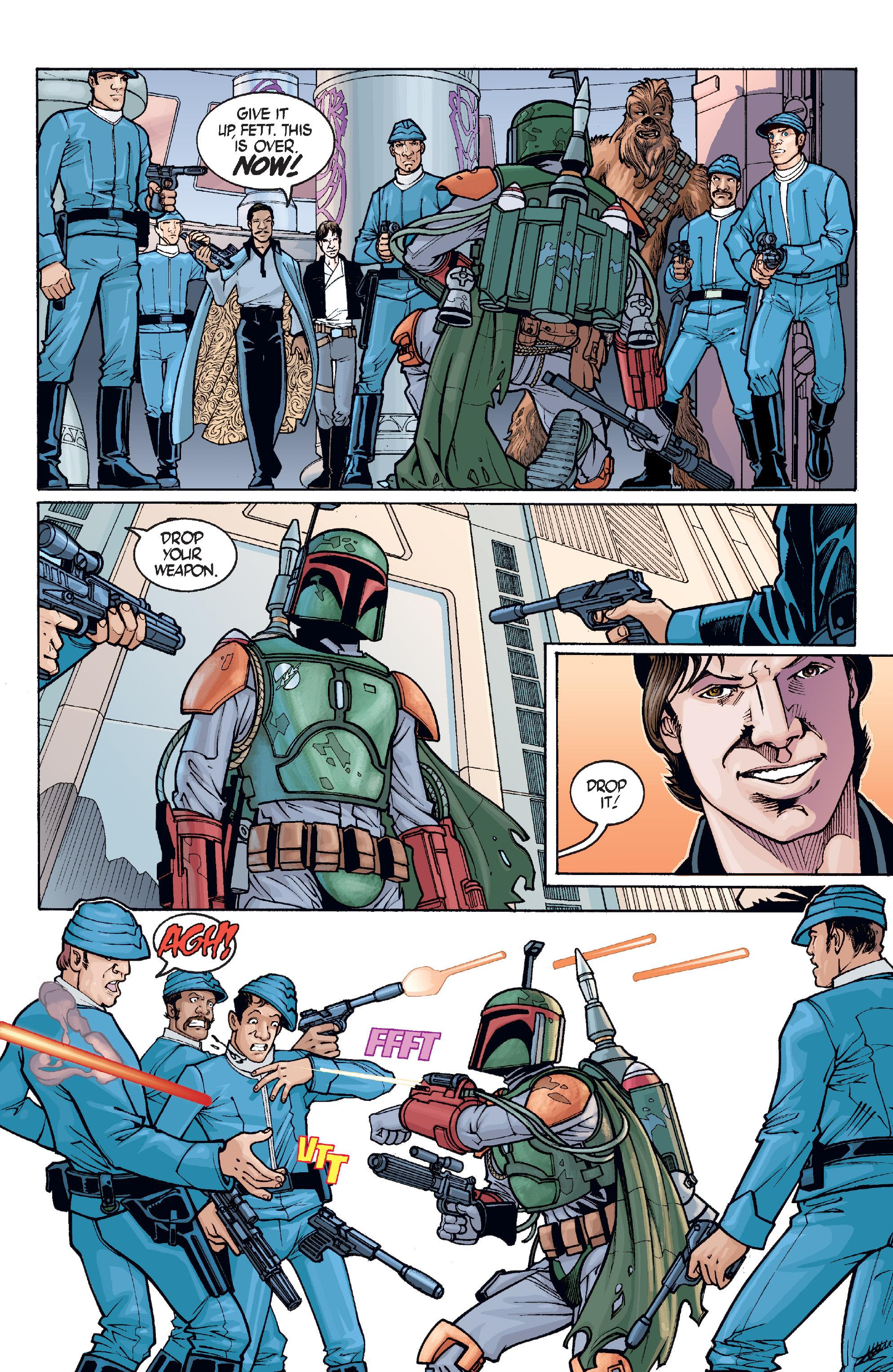 Read online Star Wars Omnibus comic -  Issue # Vol. 27 - 121