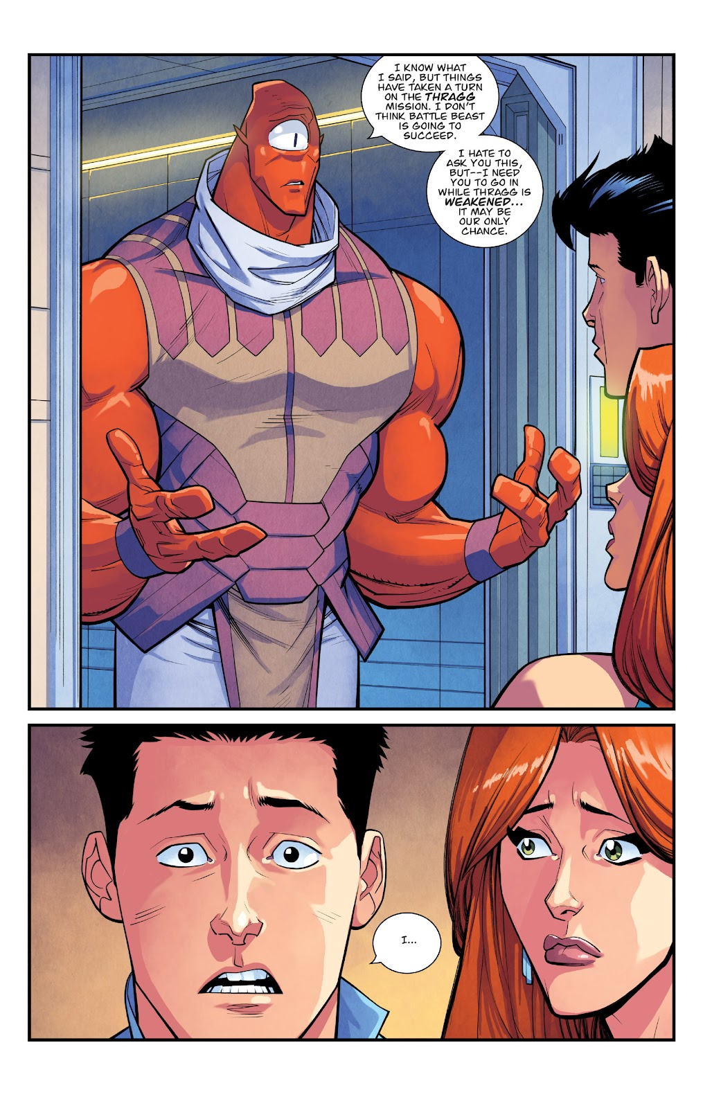 Invincible (2003) issue TPB 21 - Modern Family - Page 107