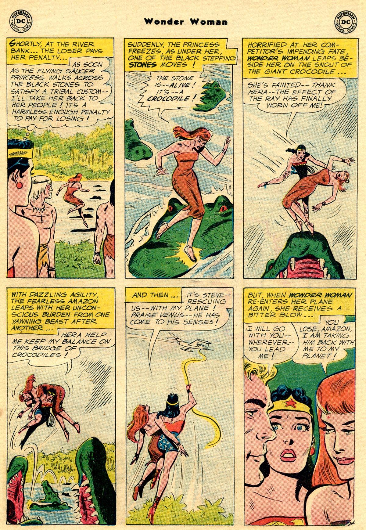 Read online Wonder Woman (1942) comic -  Issue #110 - 31