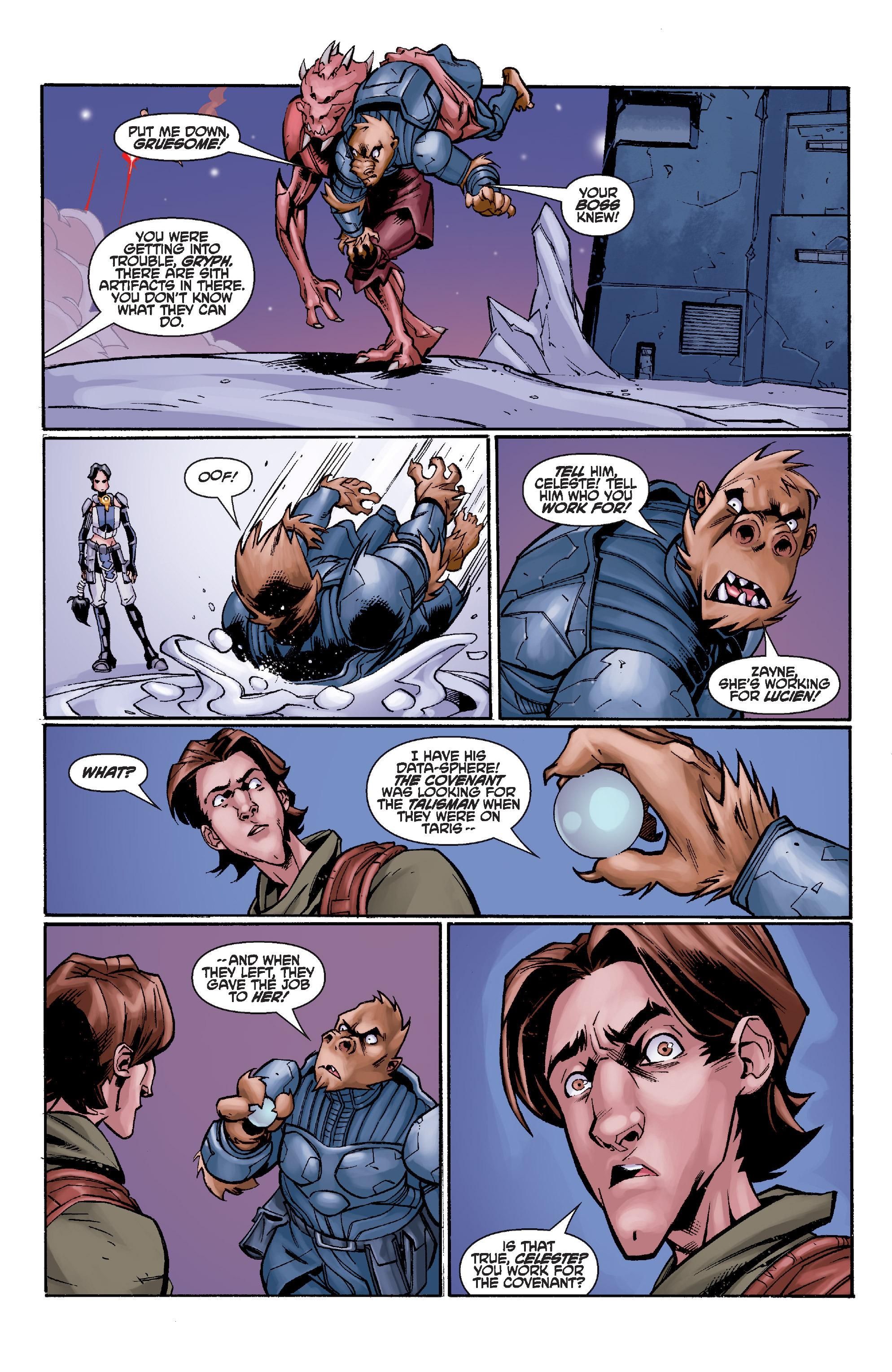 Read online Star Wars Omnibus comic -  Issue # Vol. 32 - 219