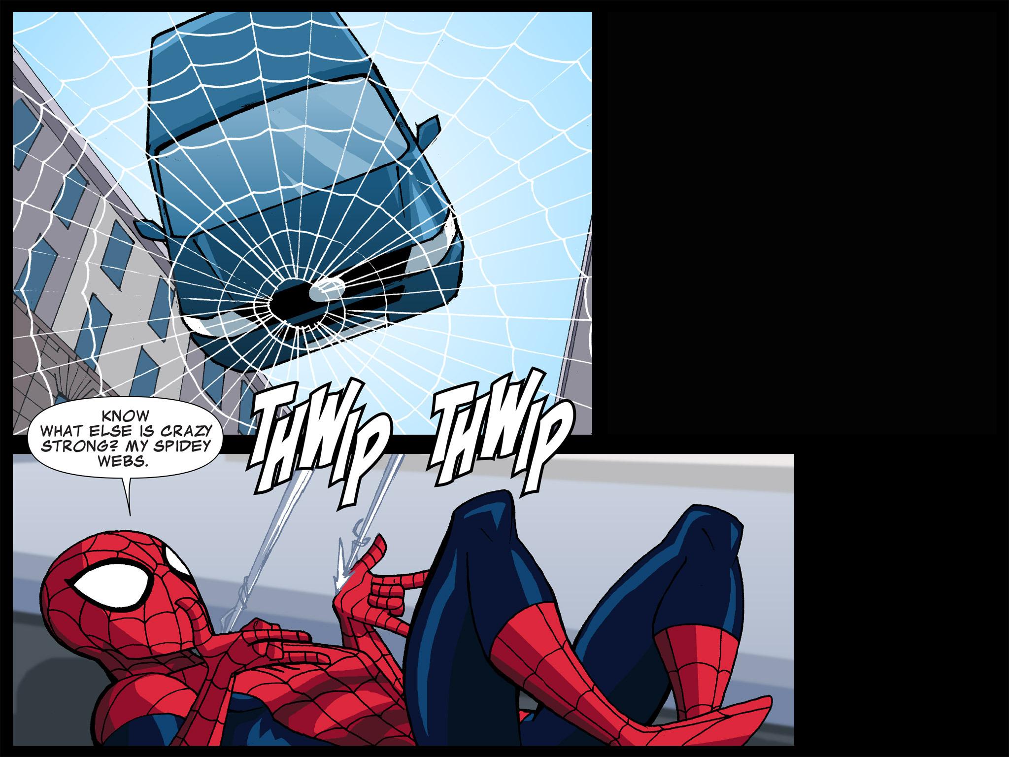 Read online Ultimate Spider-Man (Infinite Comics) (2015) comic -  Issue #5 - 20