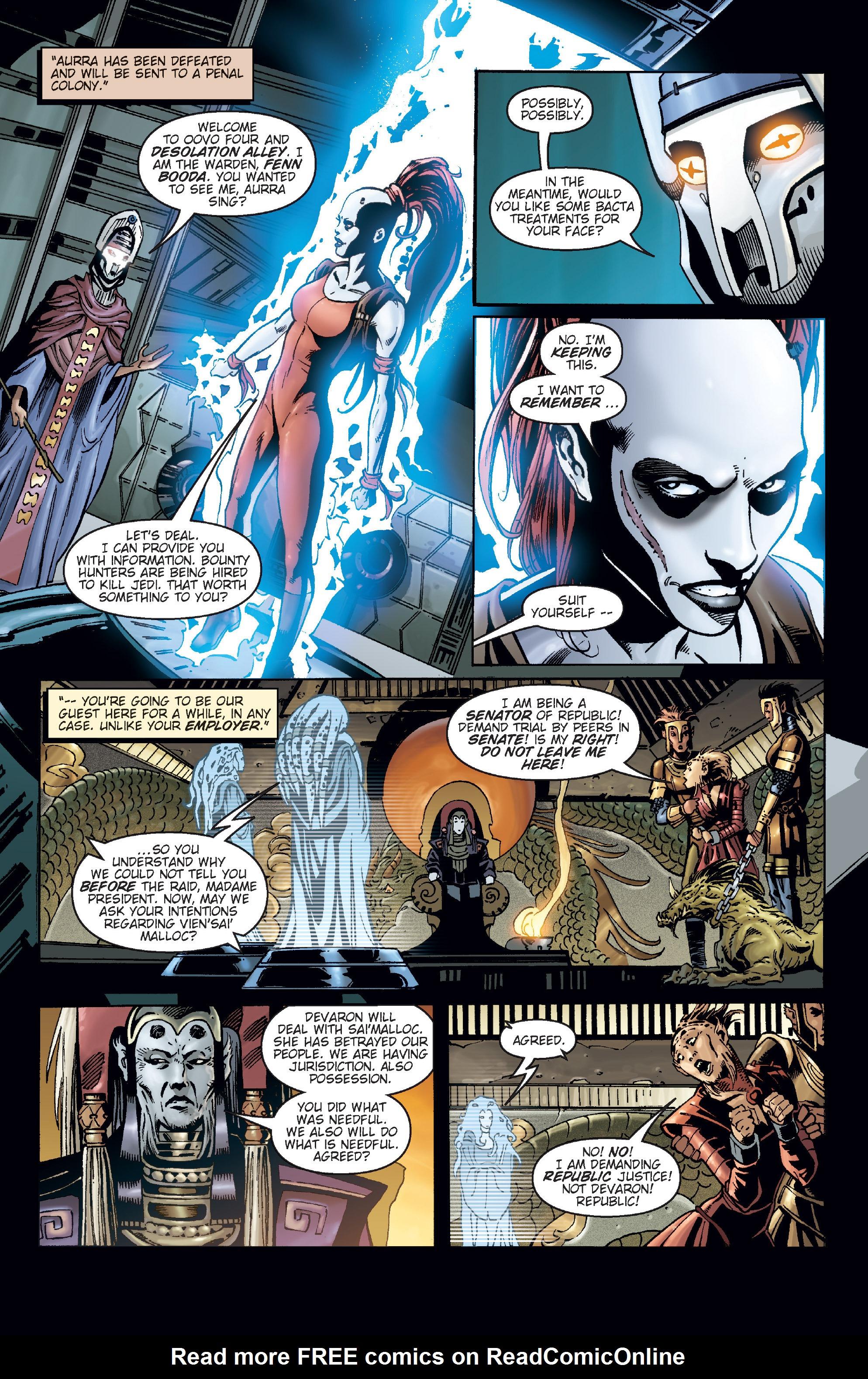Read online Star Wars Omnibus comic -  Issue # Vol. 24 - 313
