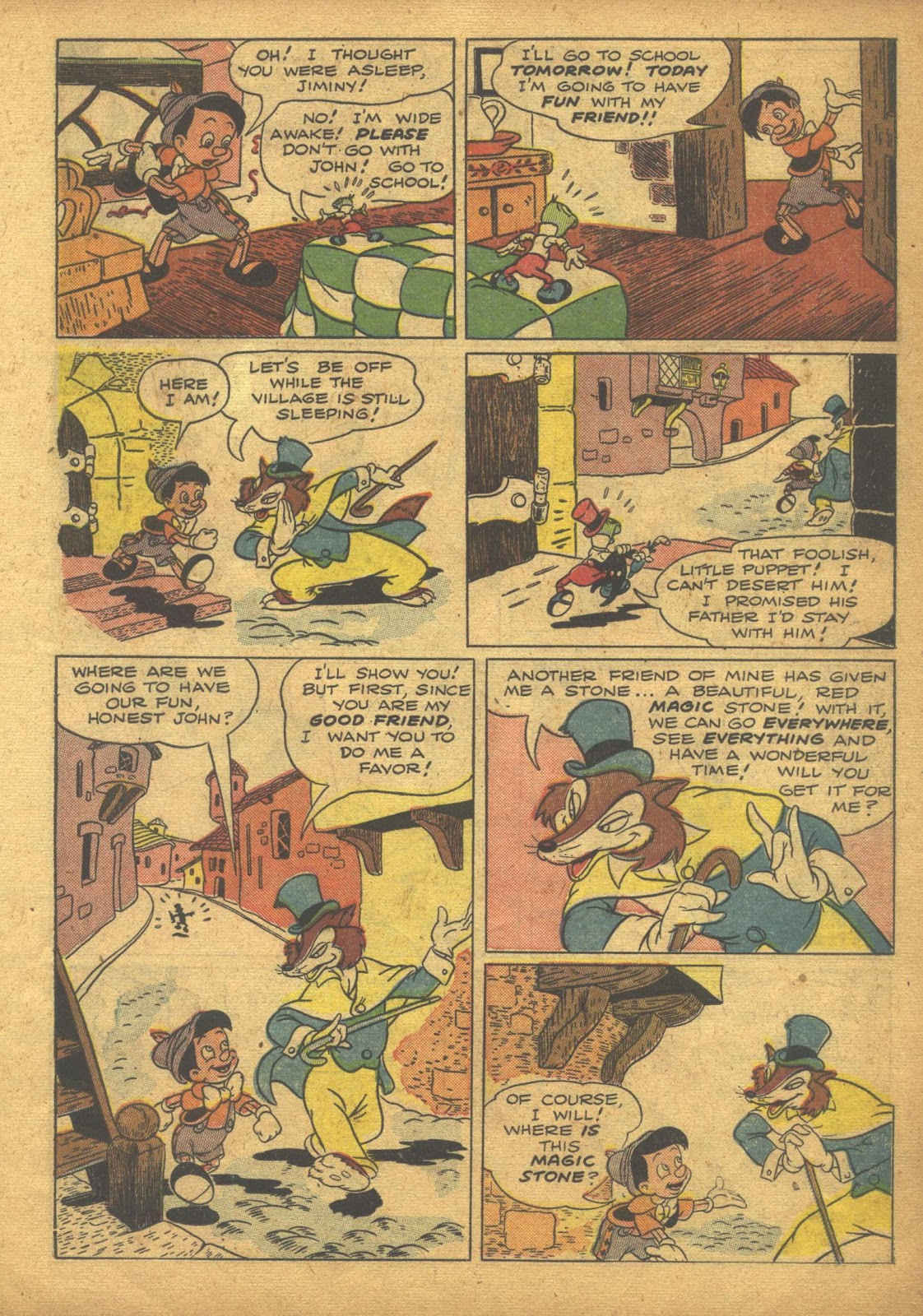 Walt Disney's Comics and Stories issue 63 - Page 23