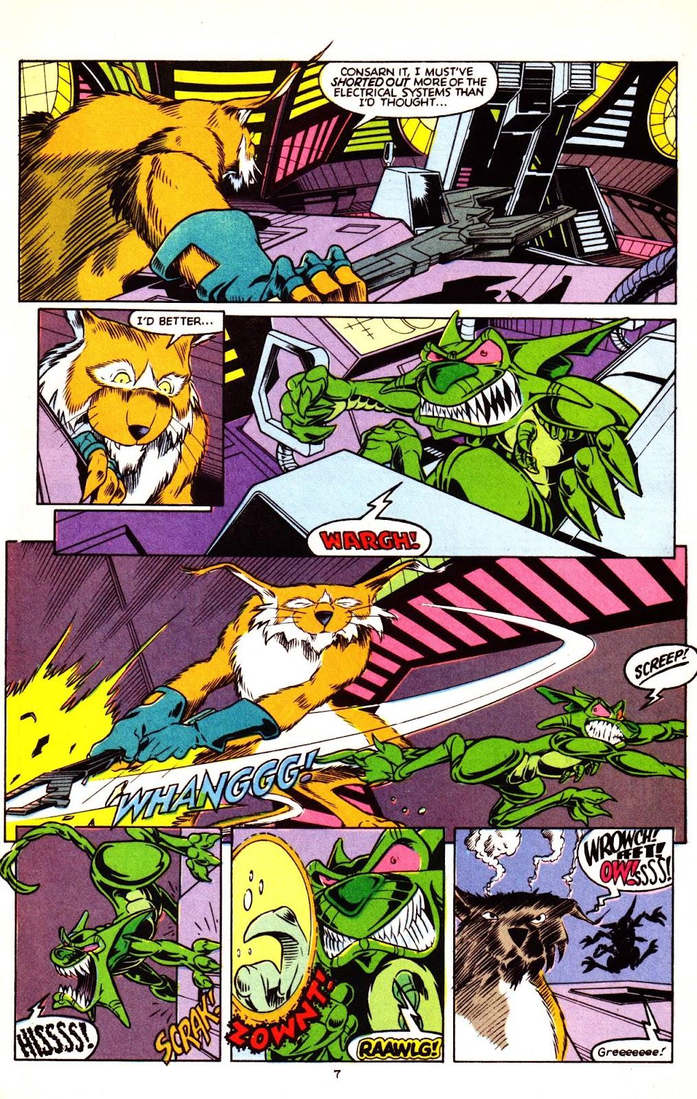 Dynamo Joe issue 8 - Page 9
