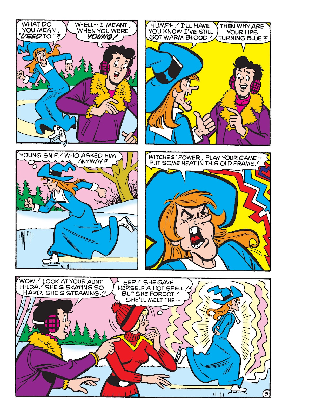 Betty and Veronica Double Digest issue 291 - Page 39