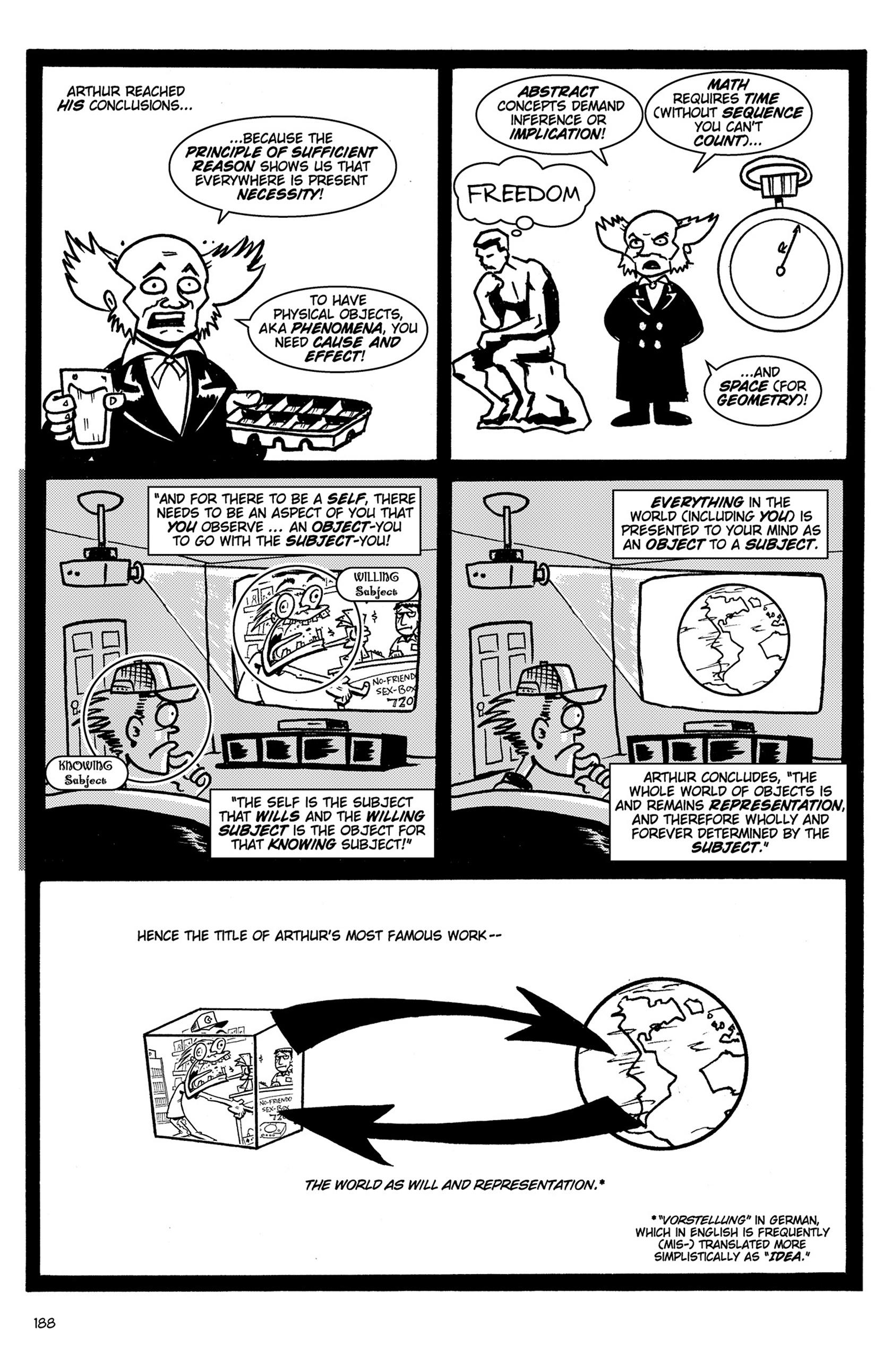 Read online Action Philosophers! comic -  Issue #Action Philosophers! TPB (Part 2) - 16
