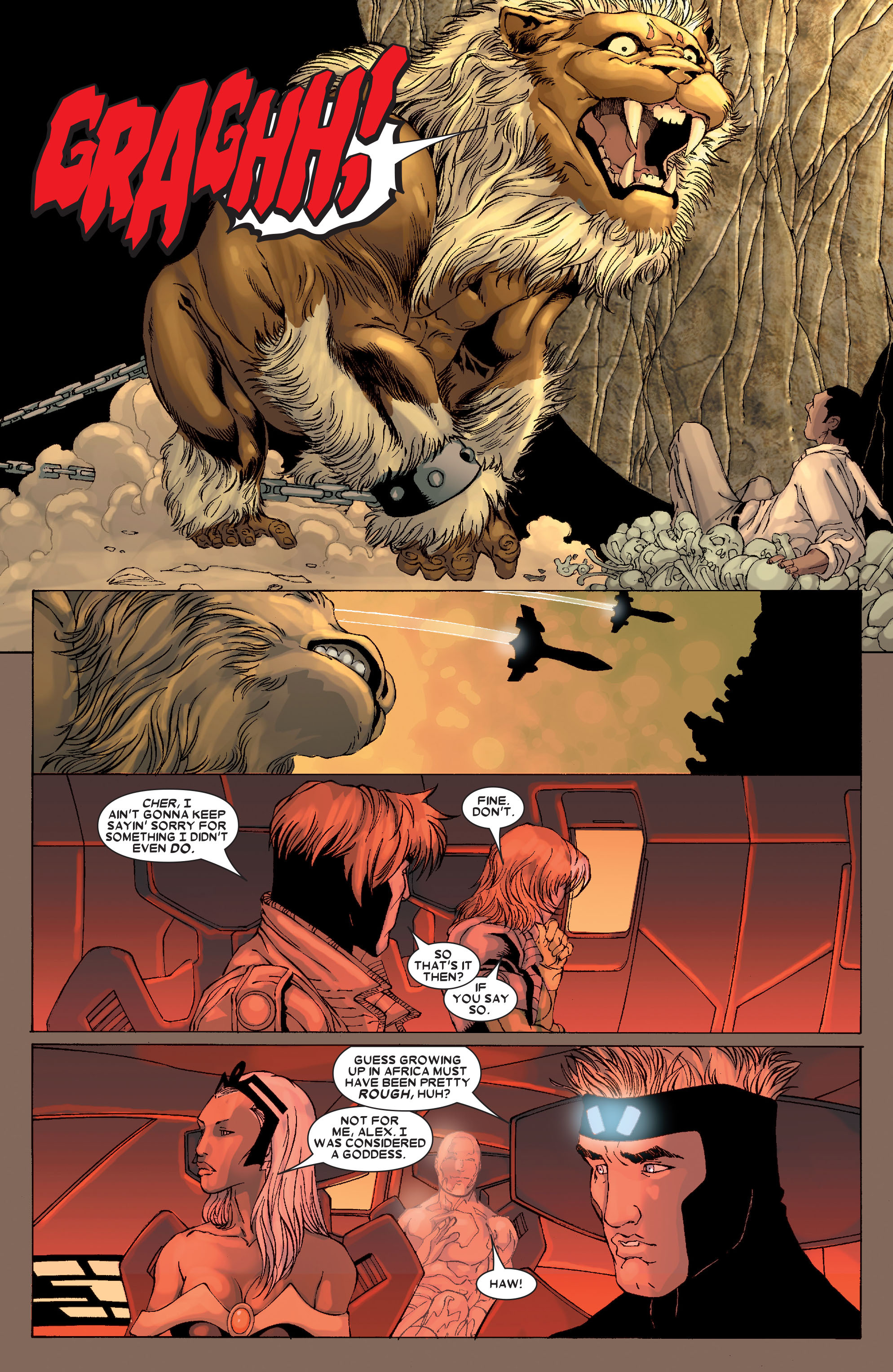X-Men (1991) 175 Page 9