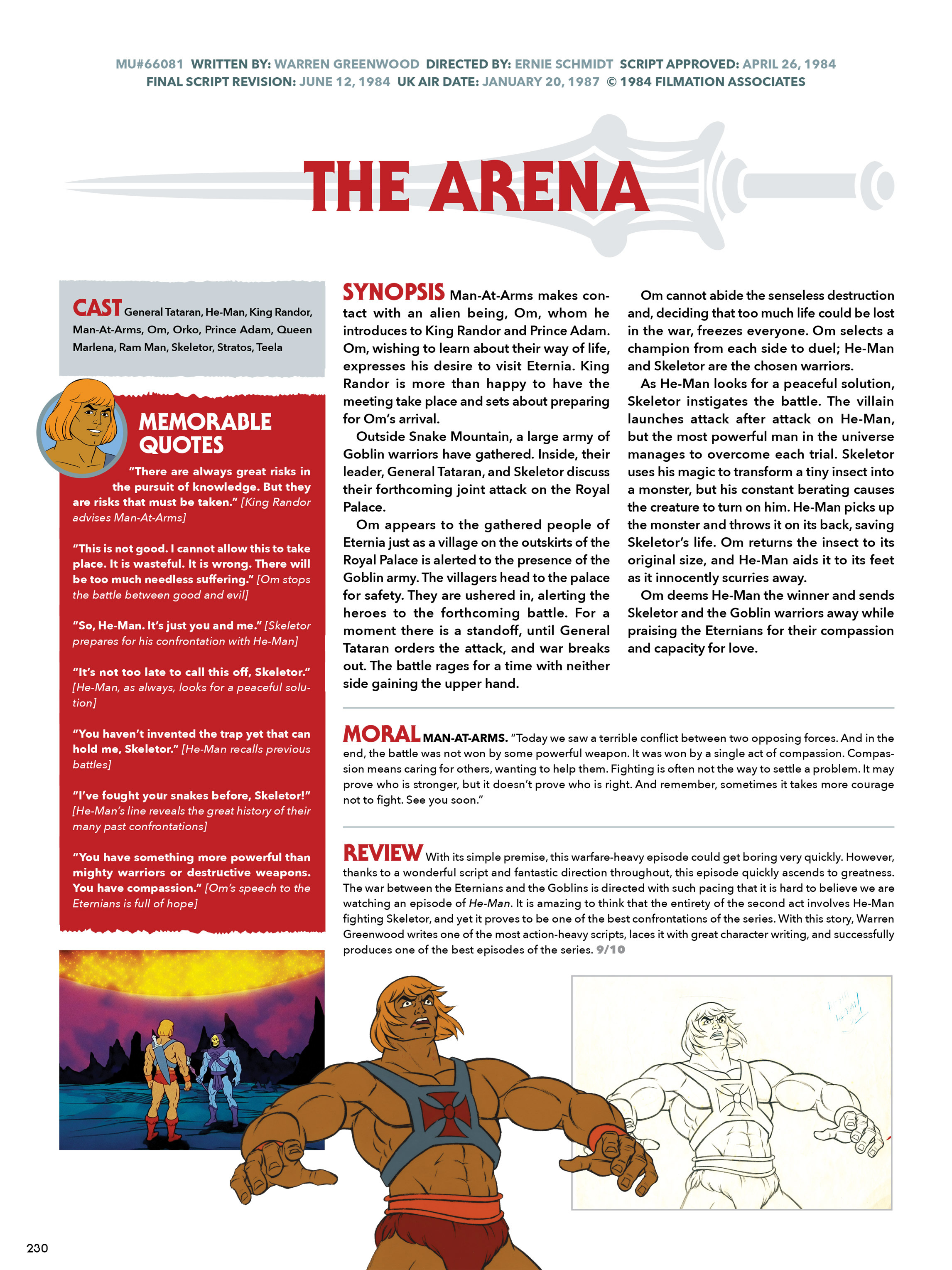 Read online He-Man and She-Ra: A Complete Guide to the Classic Animated Adventures comic -  Issue # TPB (Part 2) - 31