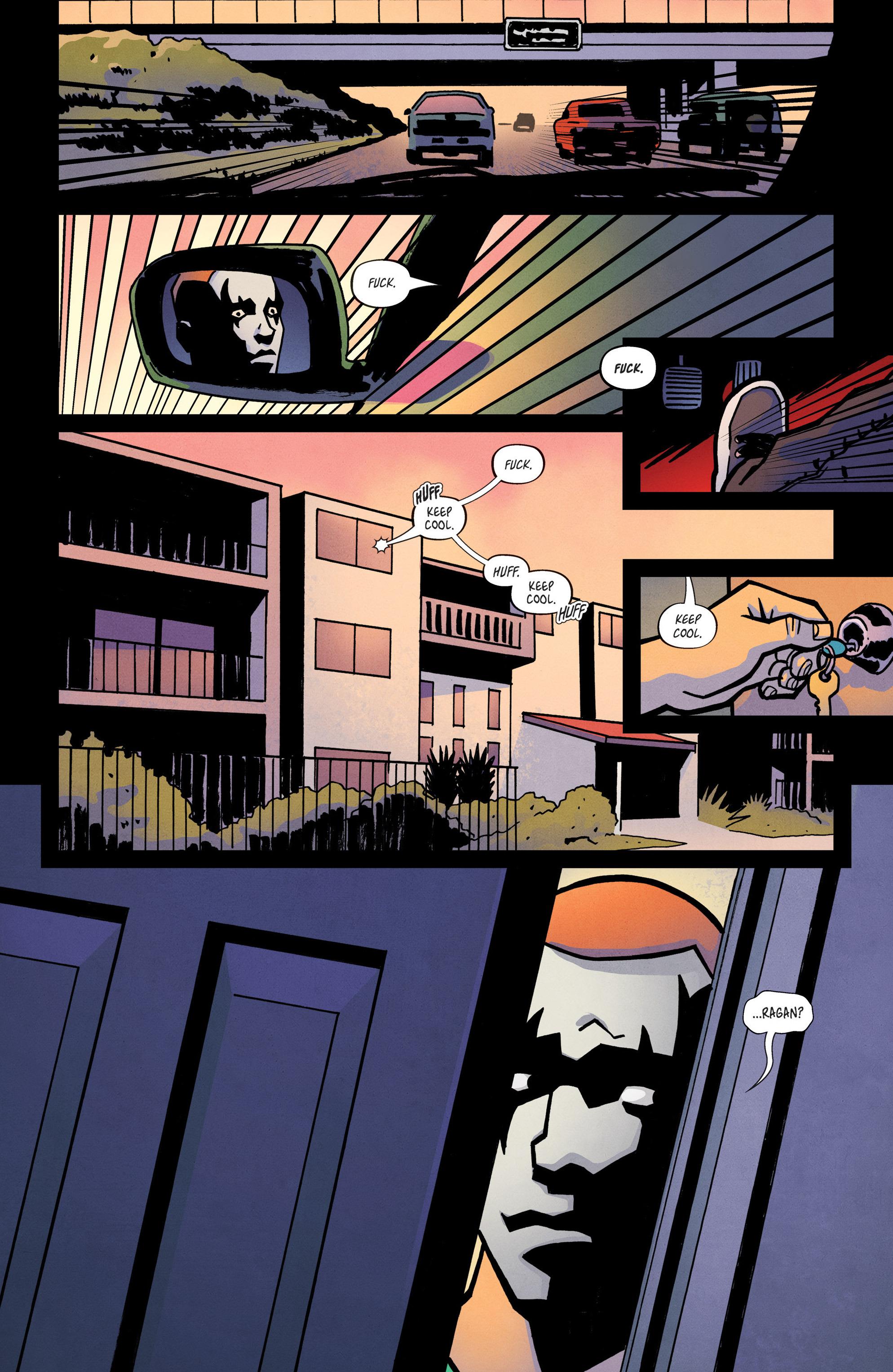 Read online Ringside comic -  Issue #10 - 8