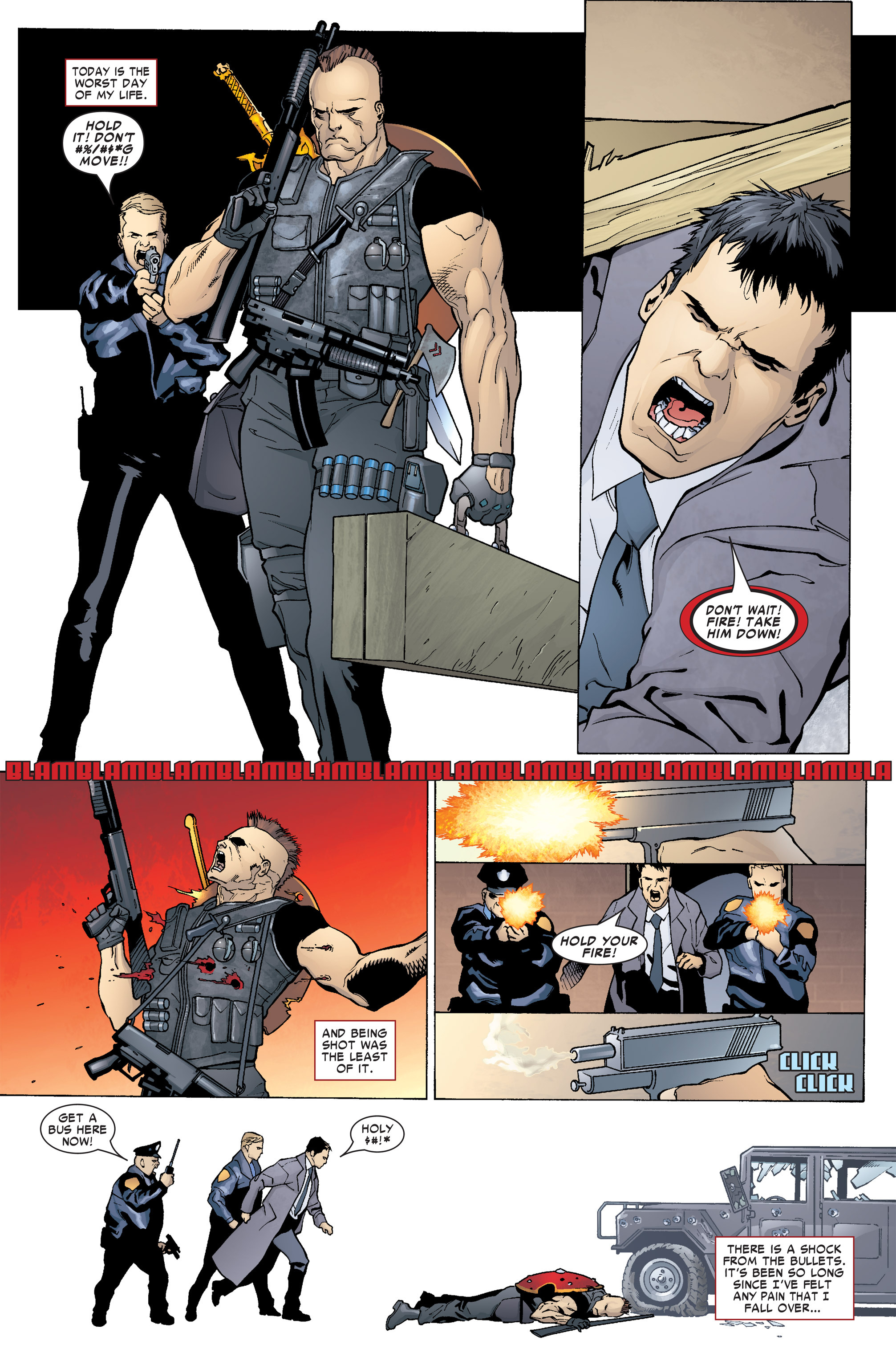 Read online Ares comic -  Issue #2 - 4