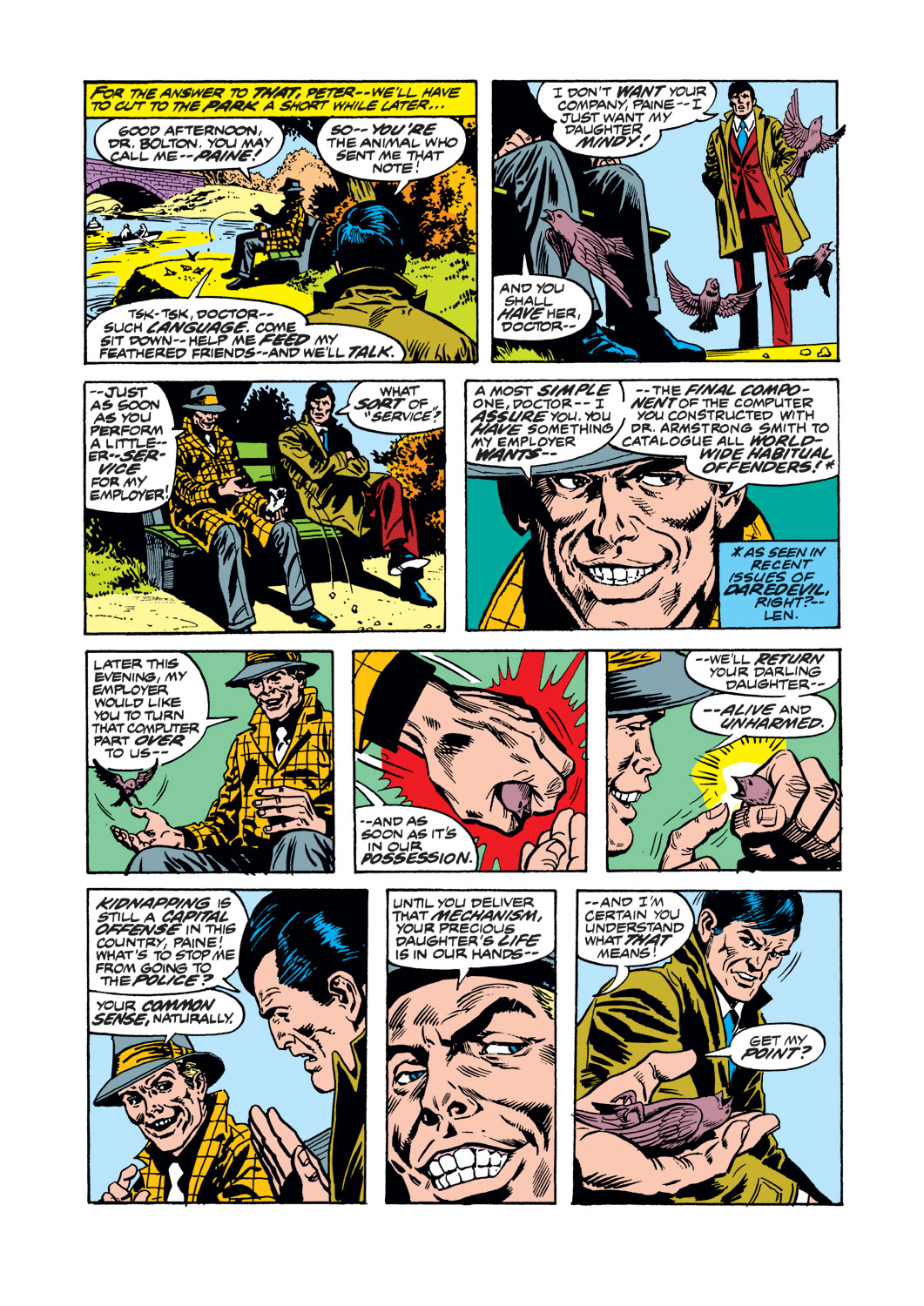 The Amazing Spider-Man (1963) 153 Page 10