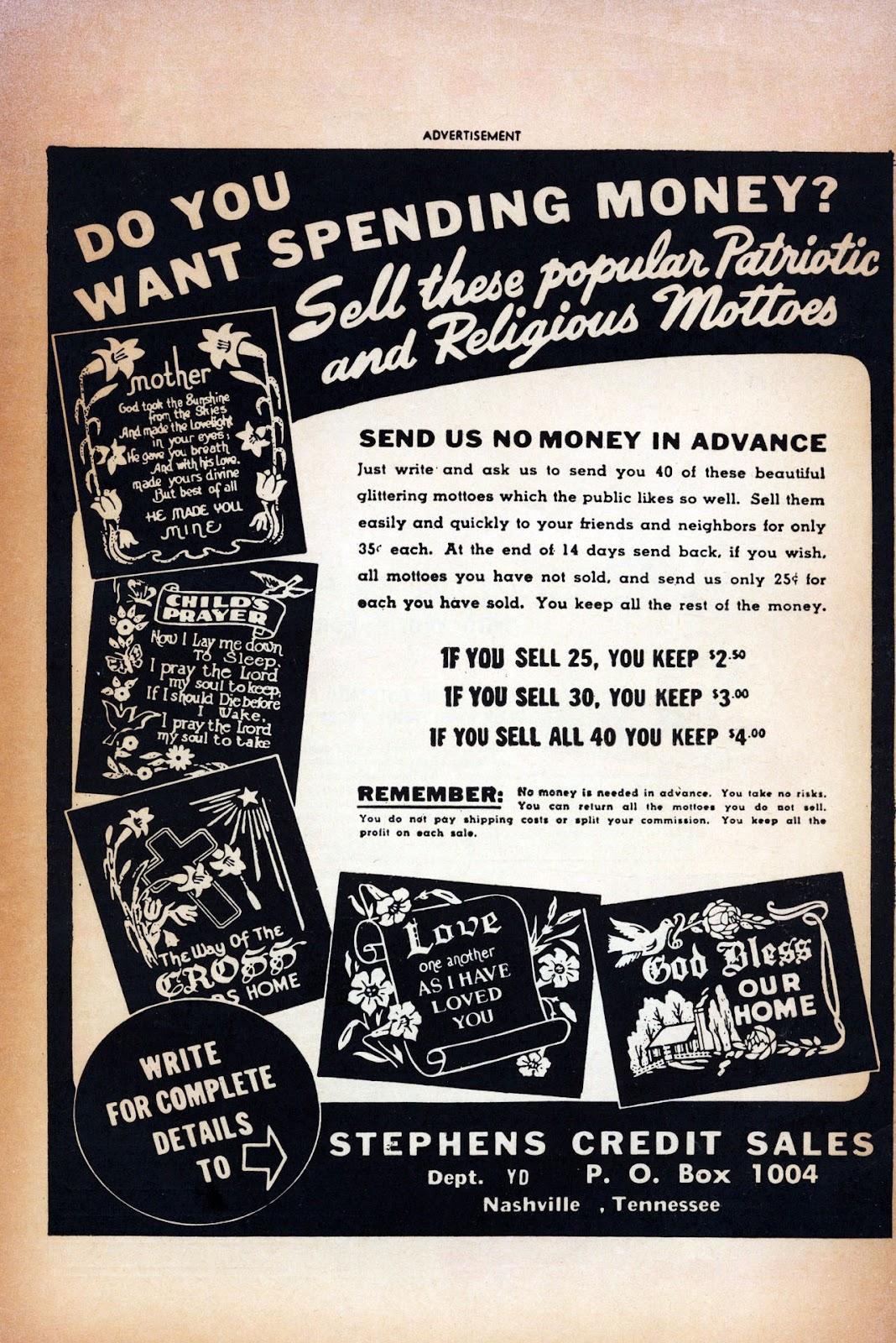 Love Romances (1949) issue 83 - Page 35