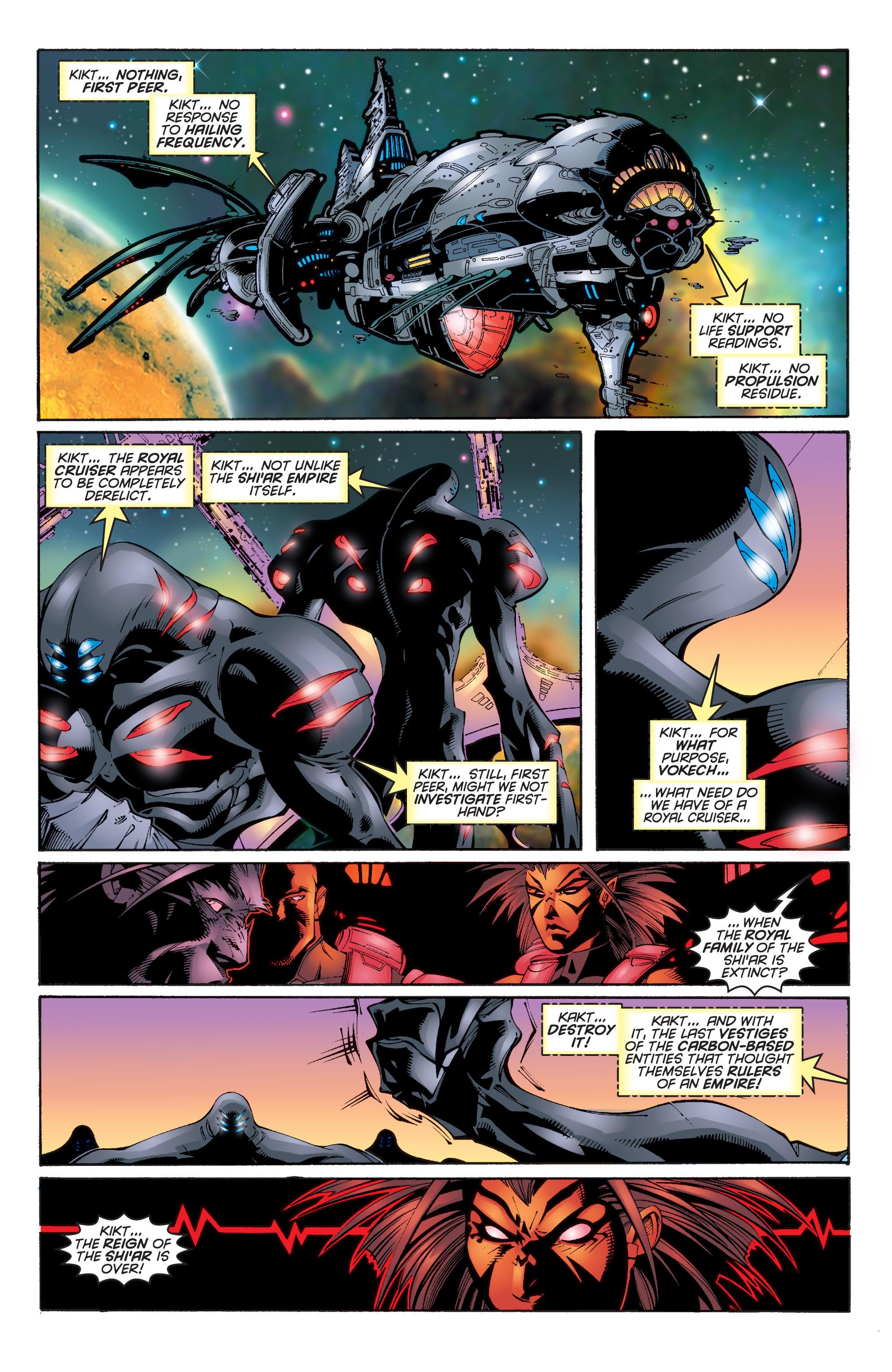 Read online Uncanny X-Men (1963) comic -  Issue #343 - 19