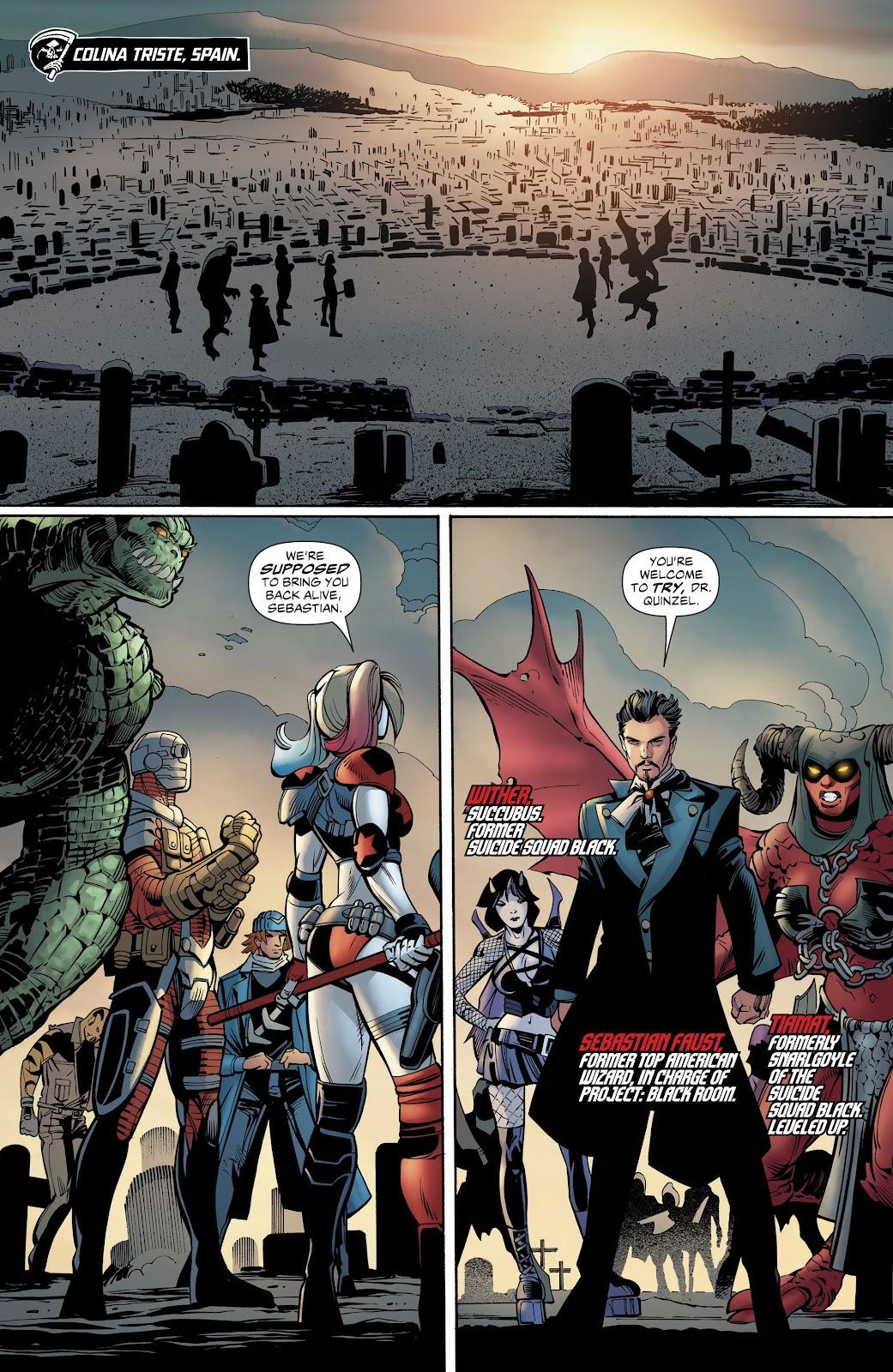 Read online Suicide Squad Black Files comic -  Issue #4 - 31