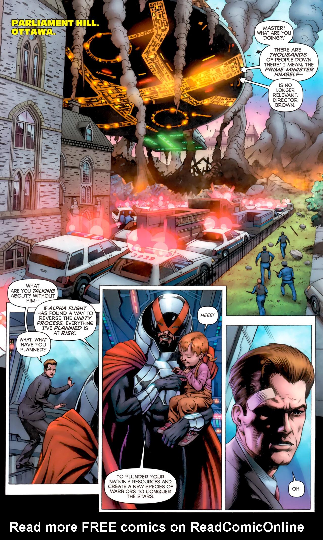 Read online Alpha Flight (2011) comic -  Issue #8 - 4