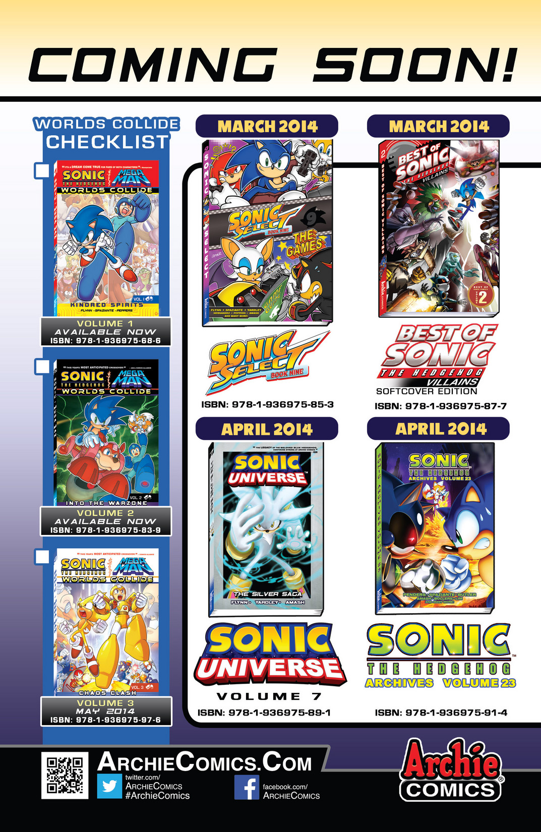 Read online Sonic Mega Man Worlds Collide comic -  Issue # Vol 2 - 121
