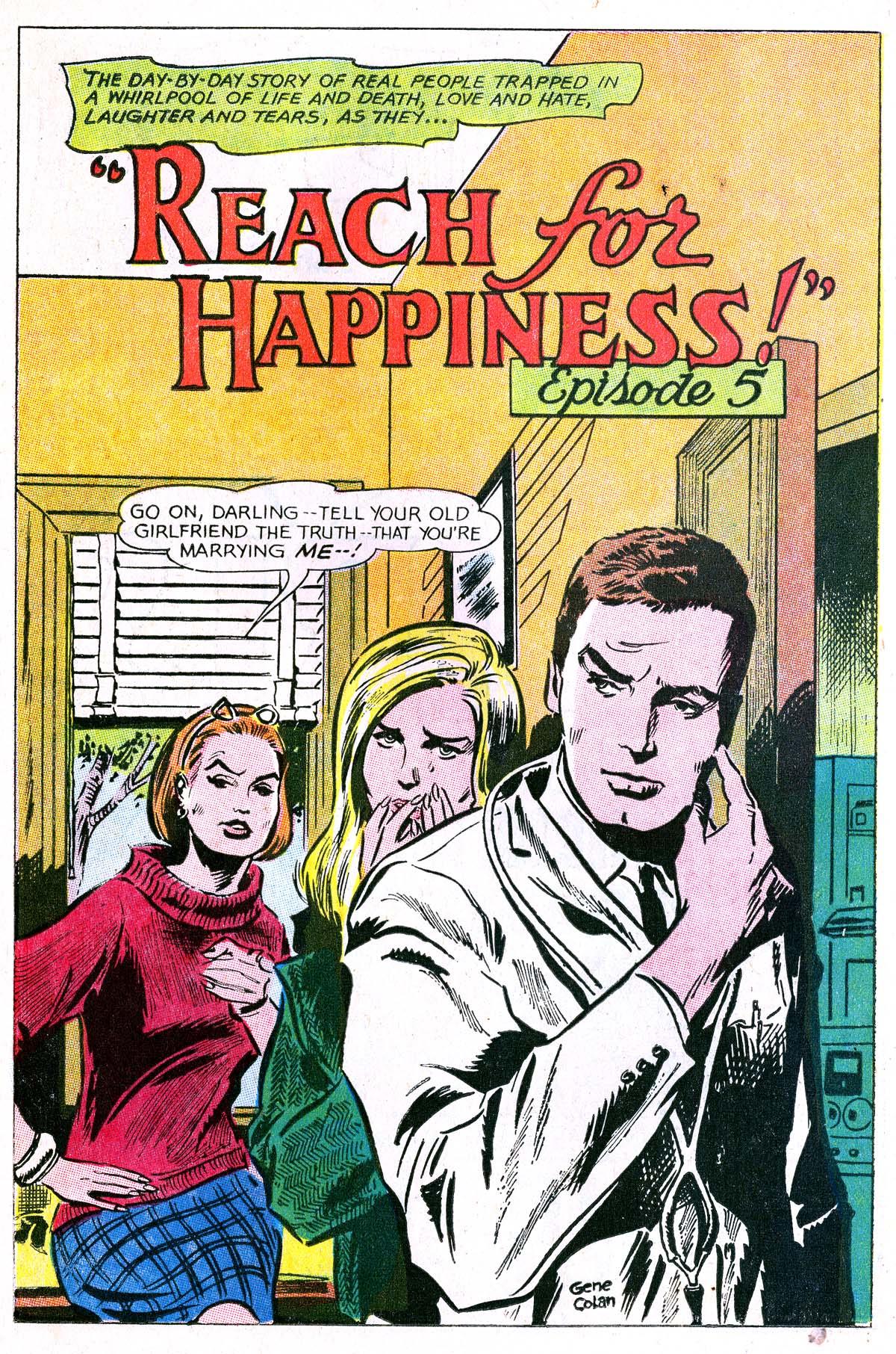 Read online Secret Hearts comic -  Issue #114 - 18