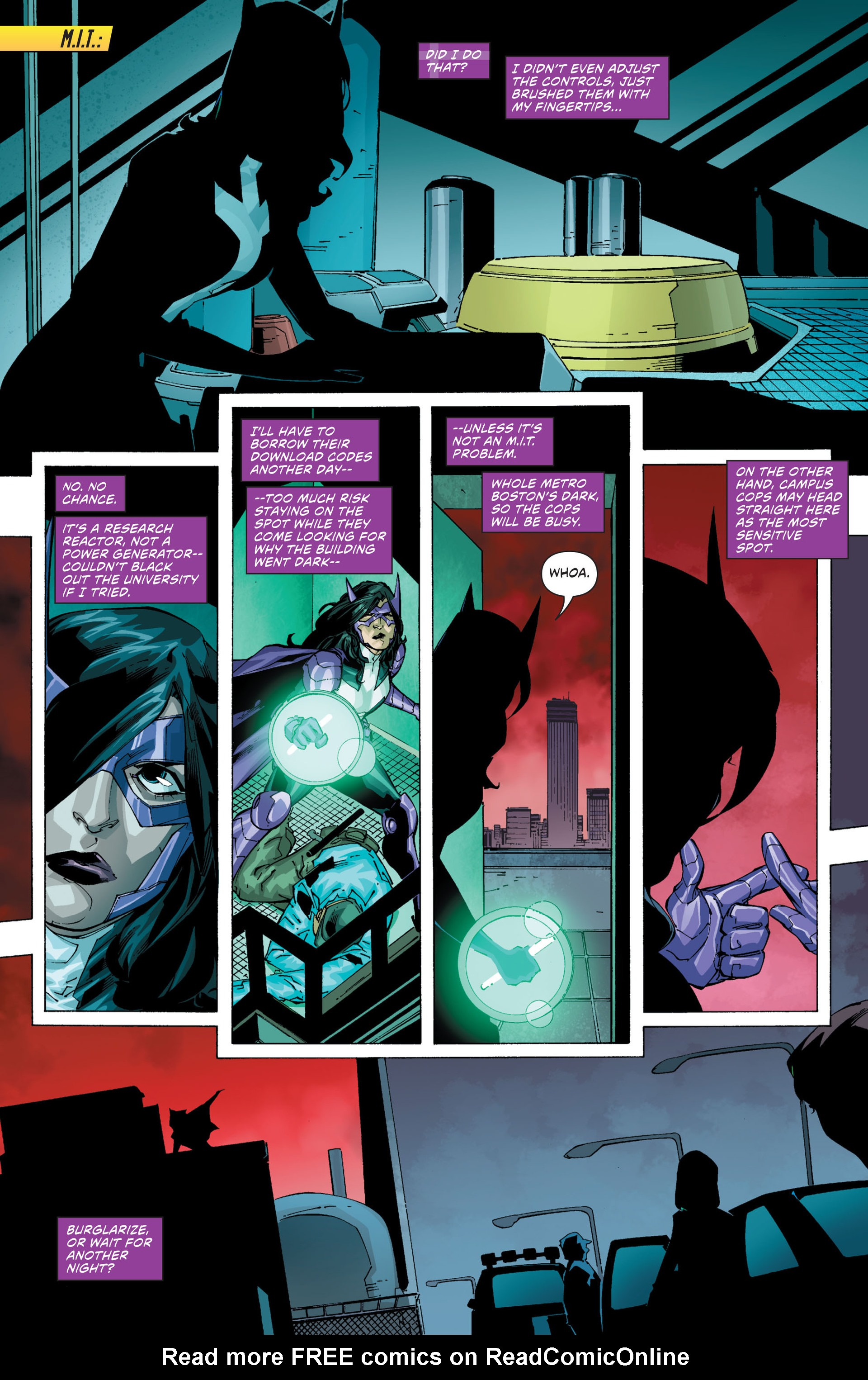Read online Worlds' Finest comic -  Issue #23 - 9