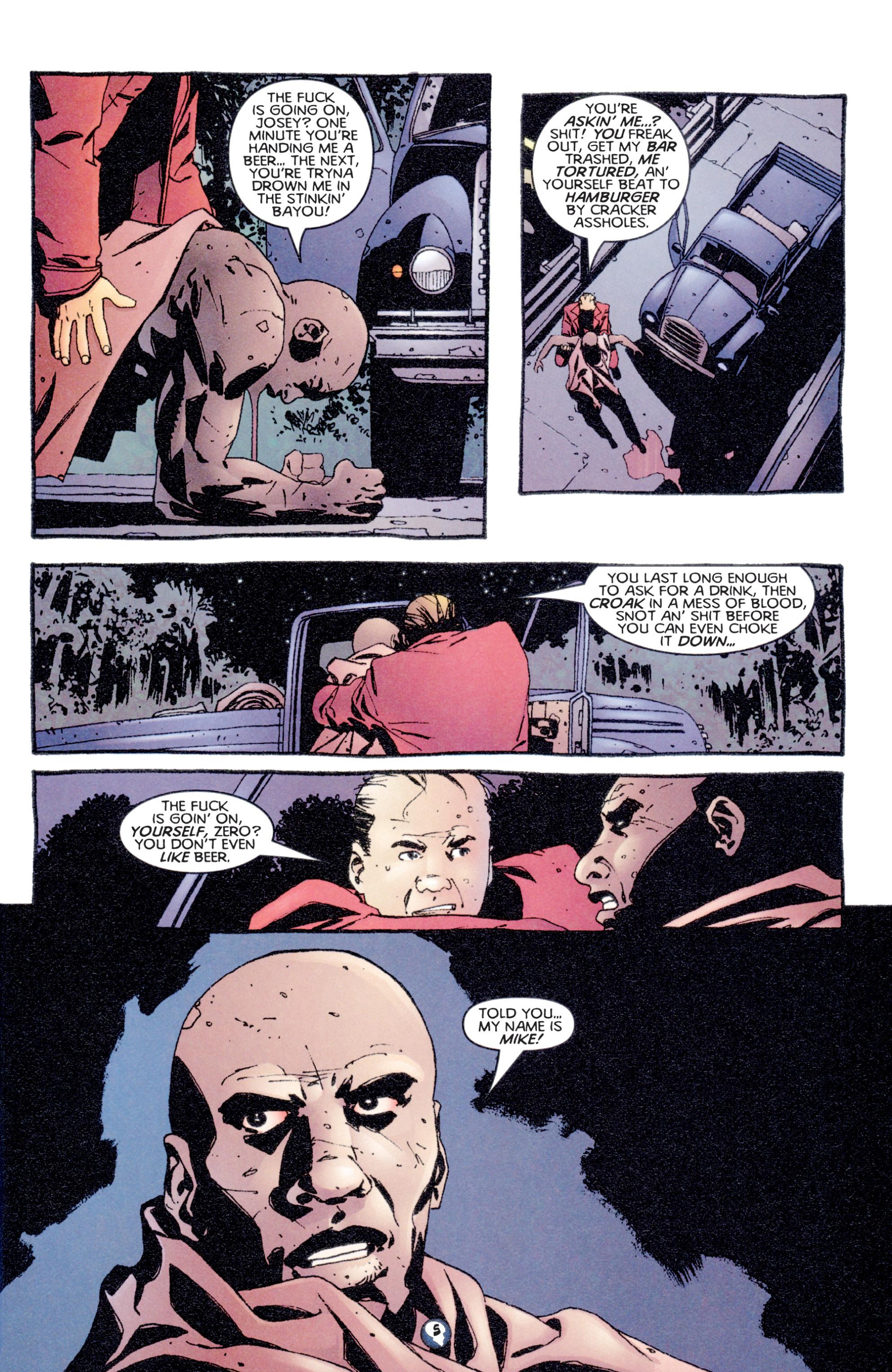 Read online Shadowman (1997) comic -  Issue #5 - 6
