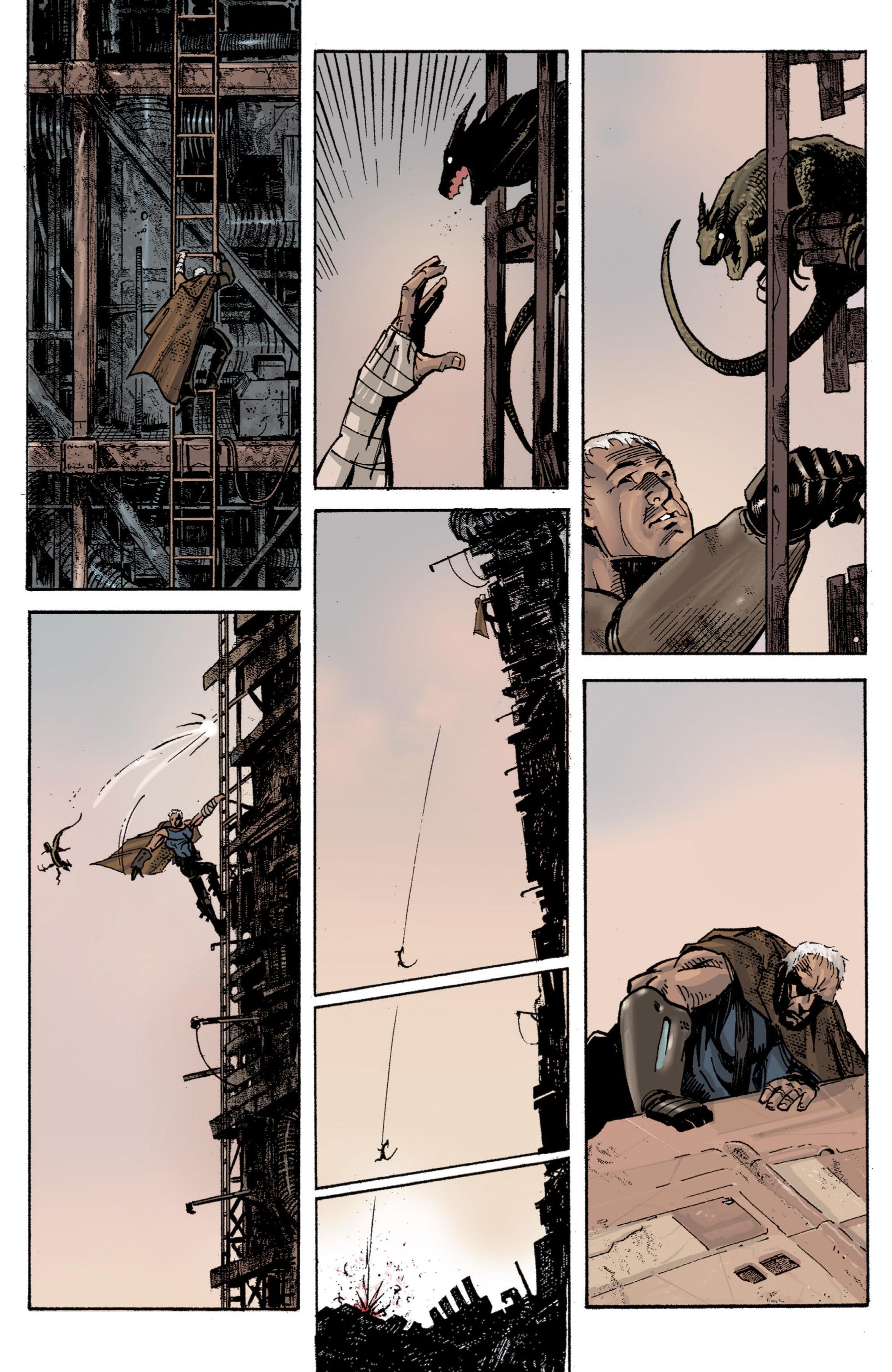 Read online Planetoid comic -  Issue # TPB - 48