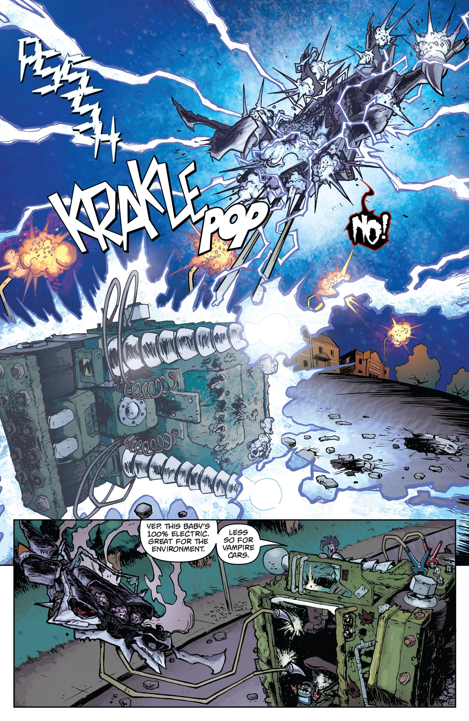 Read online Monster Motors comic -  Issue # Full - 38