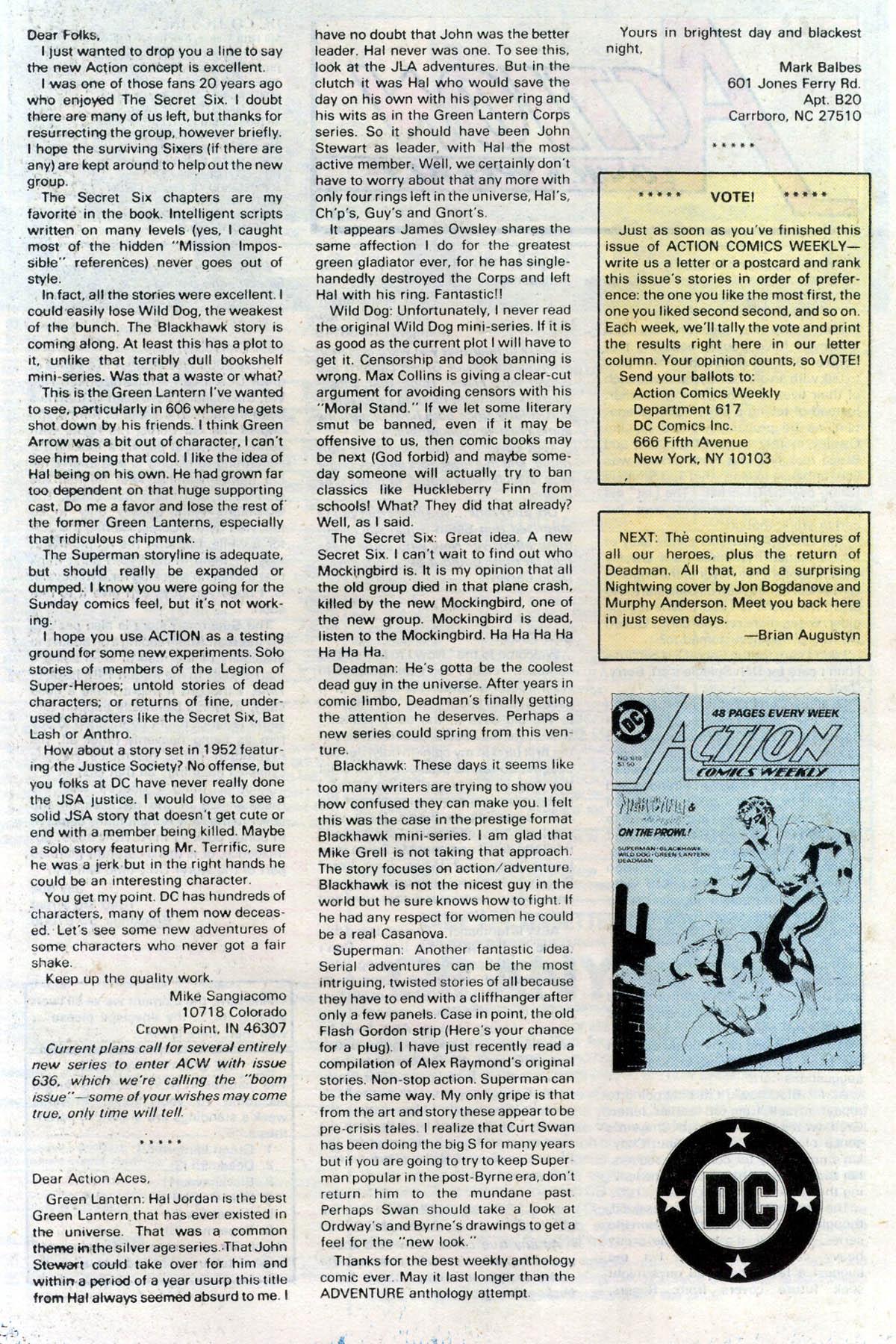 Action Comics (1938) 617 Page 25
