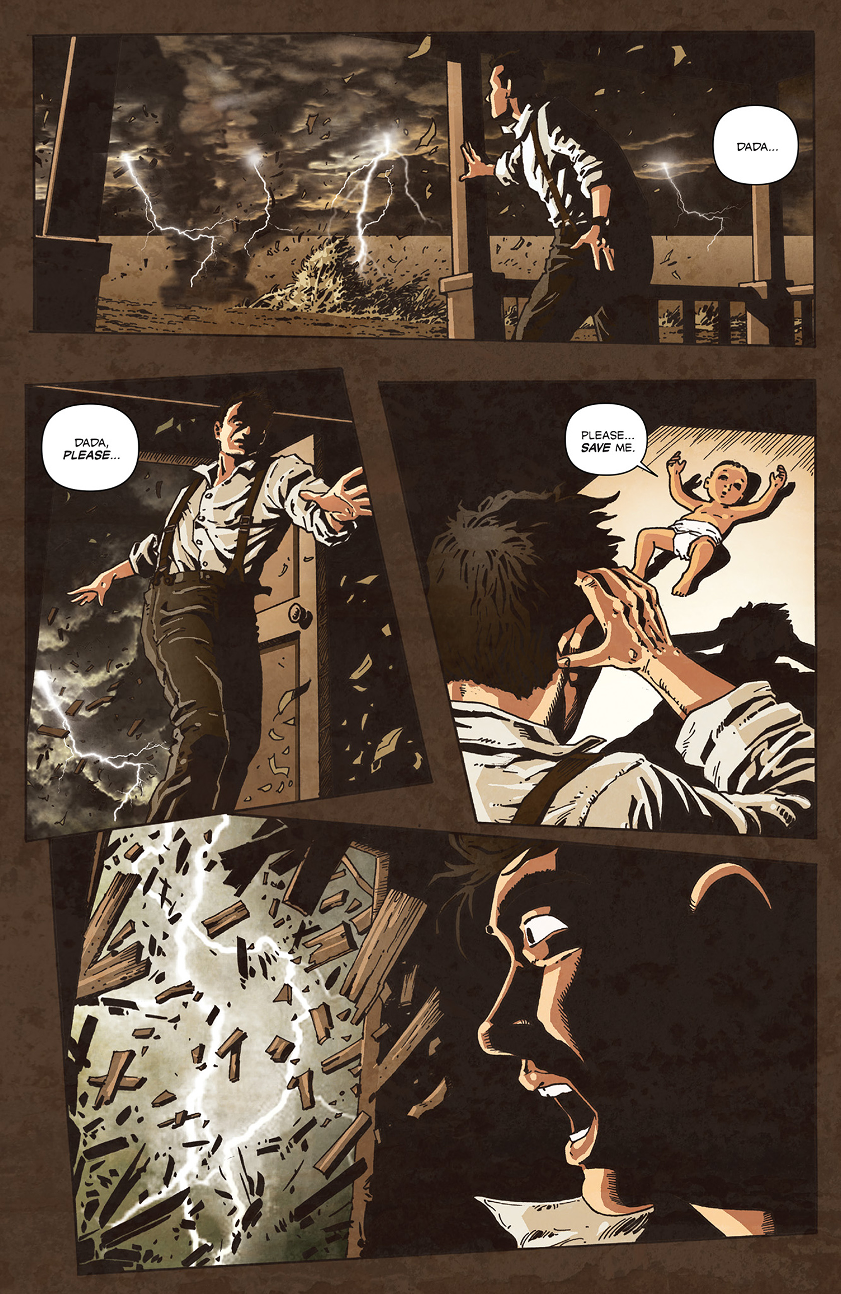 Read online Seduction of the Innocent (2015) comic -  Issue #1 - 9