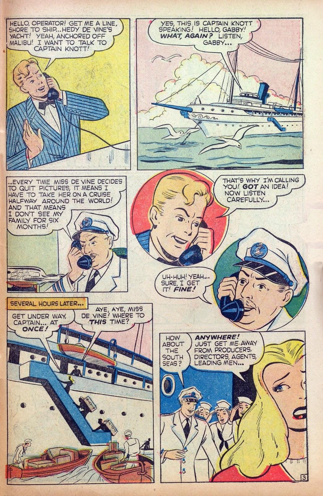 Hedy De Vine Comics issue 31 - Page 45