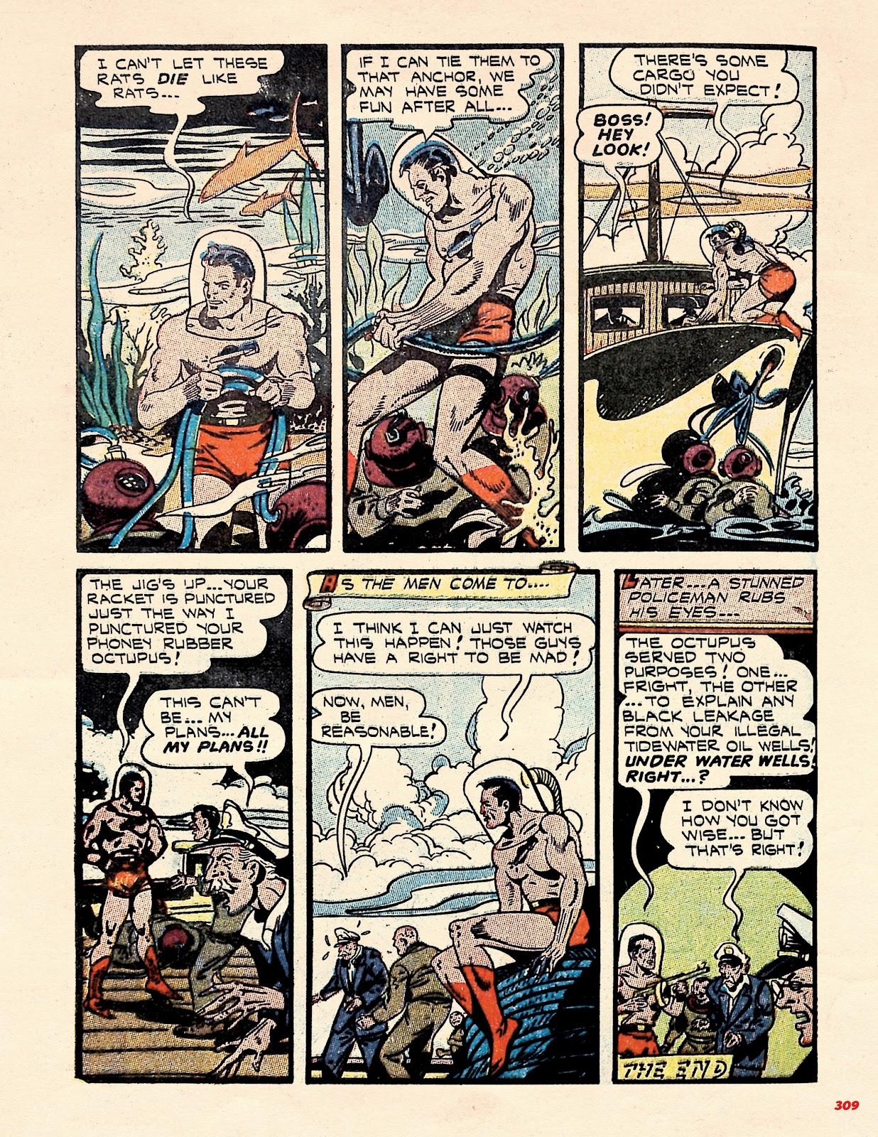 Read online Super Weird Heroes comic -  Issue # TPB 2 (Part 3) - 109