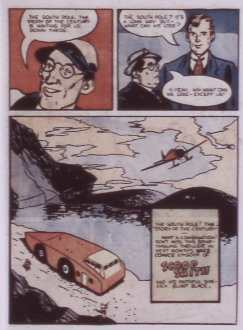 Read online WHIZ Comics comic -  Issue #1 - 49