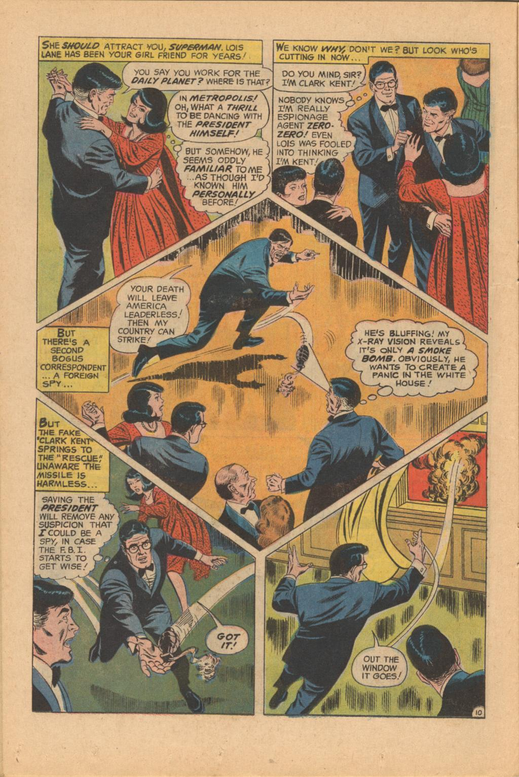 Read online Action Comics (1938) comic -  Issue #371 - 14