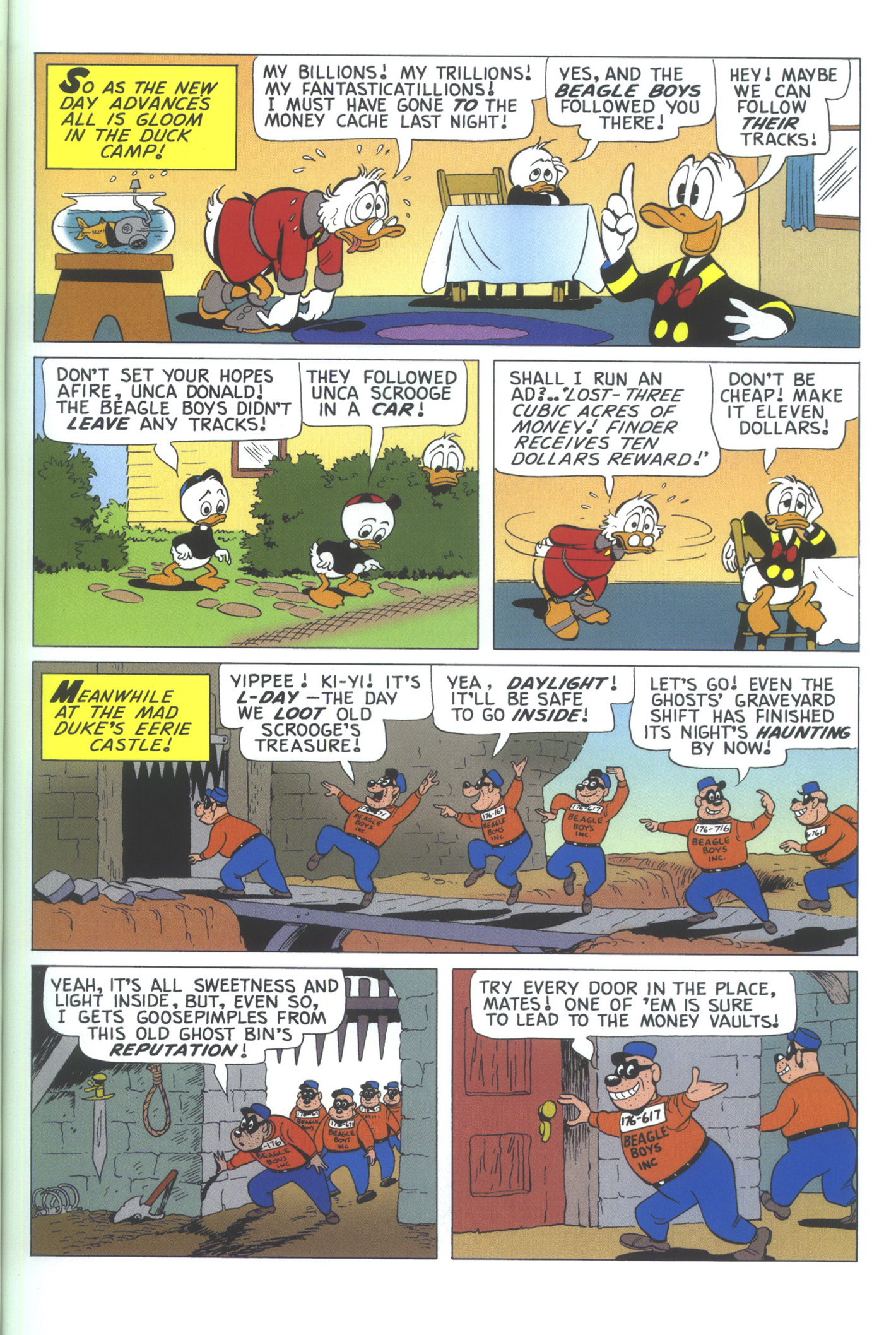 Read online Uncle Scrooge (1953) comic -  Issue #358 - 17