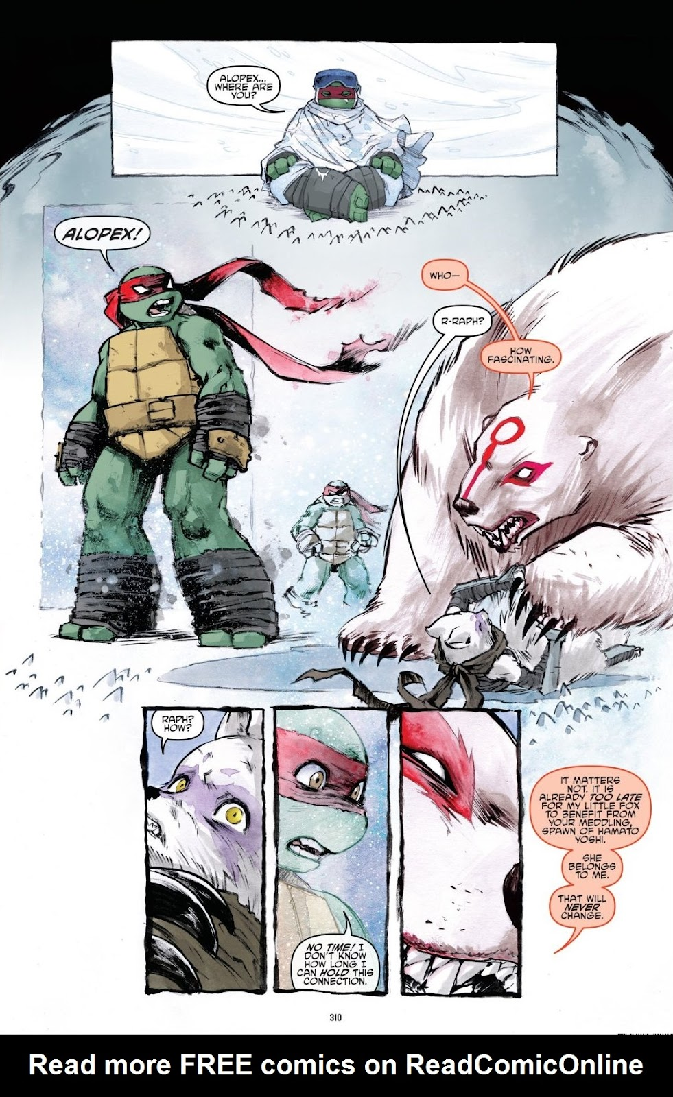 Read online Teenage Mutant Ninja Turtles: The IDW Collection comic -  Issue # TPB 8 (Part 4) - 8
