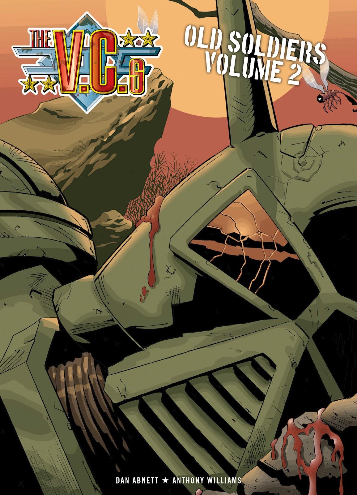 Judge Dredd Megazine (Vol. 5) Issue #381 #180 - English 64