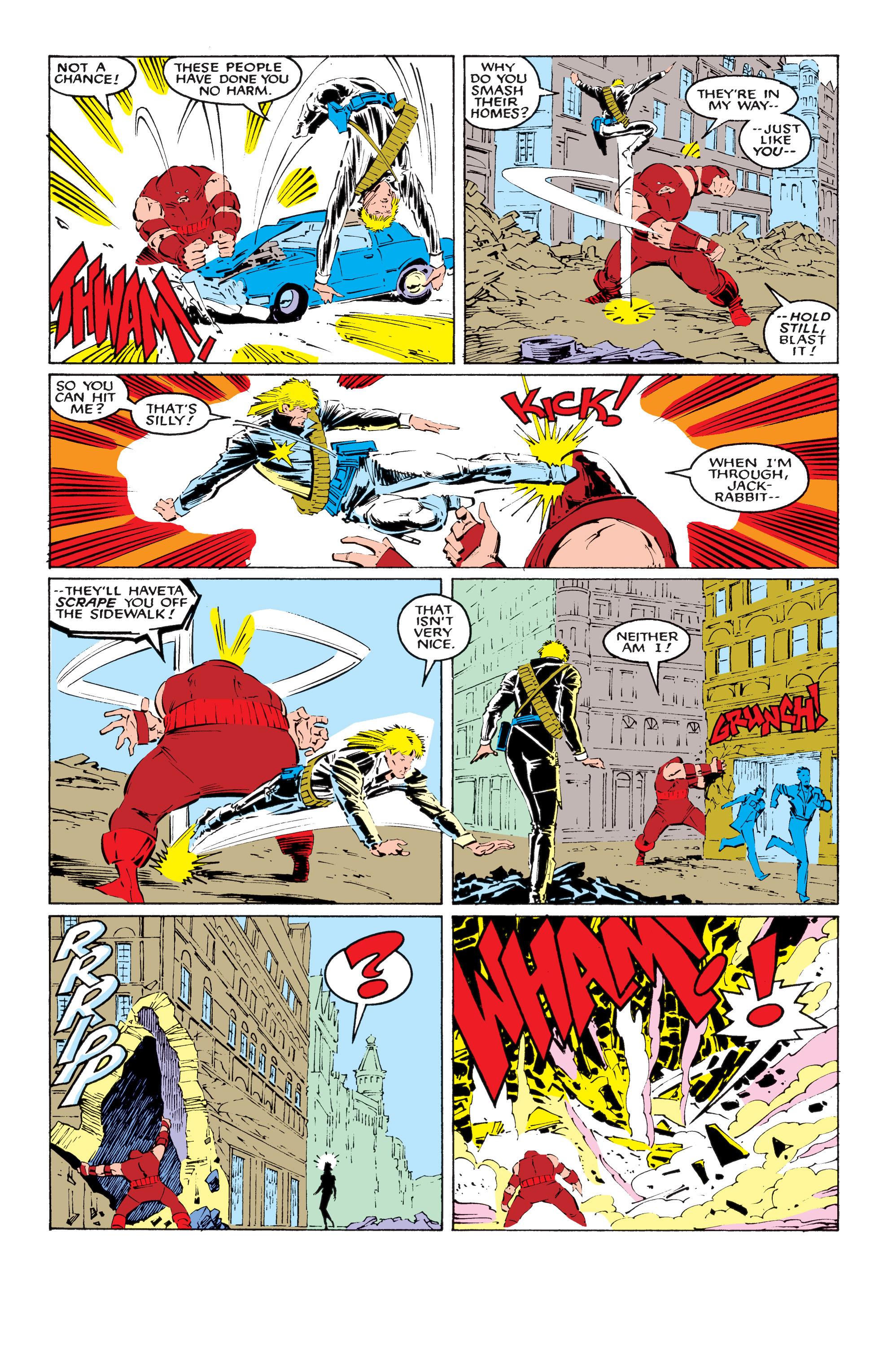 Read online Uncanny X-Men (1963) comic -  Issue #218 - 15