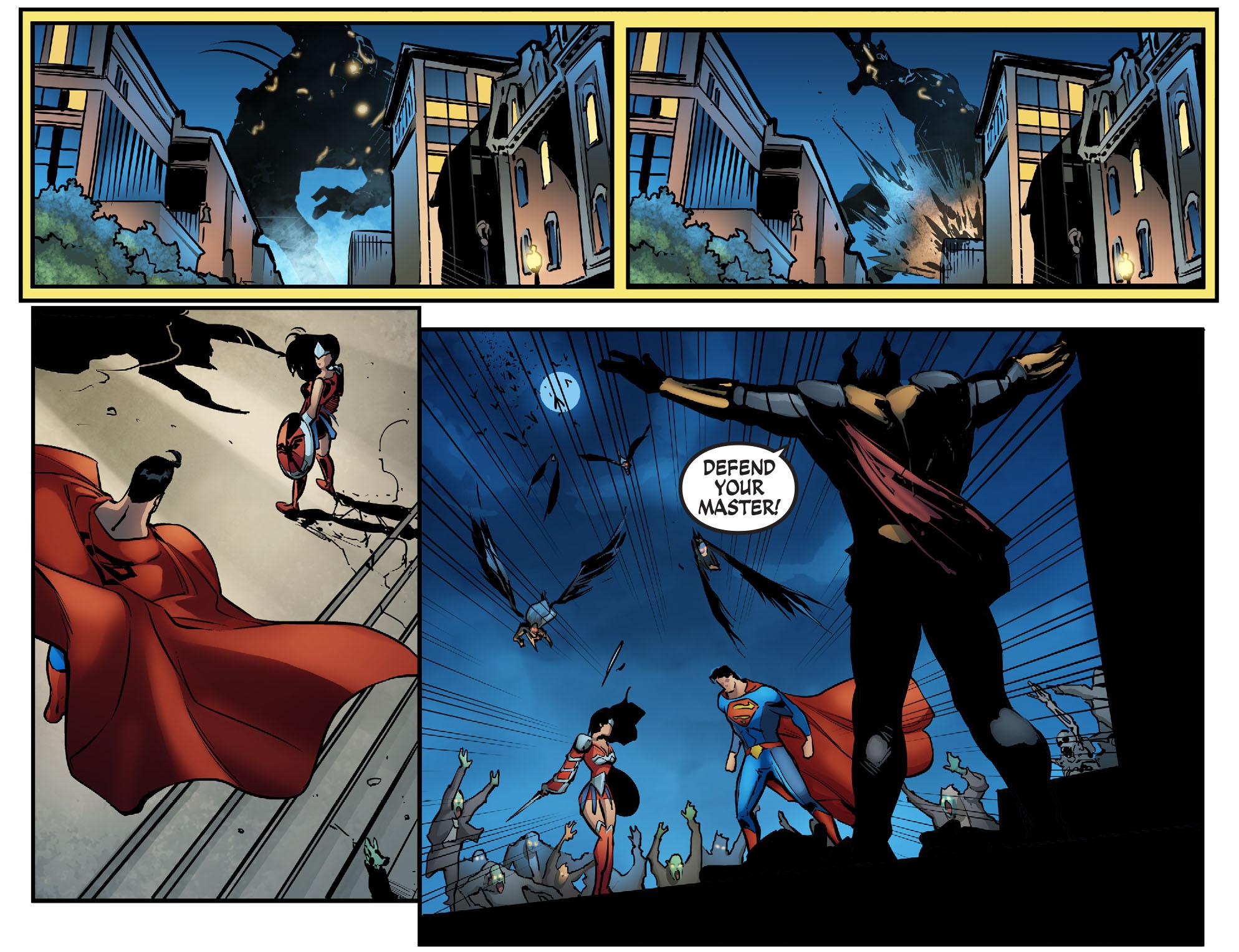 Read online Smallville: Season 11 comic -  Issue #68 - 10