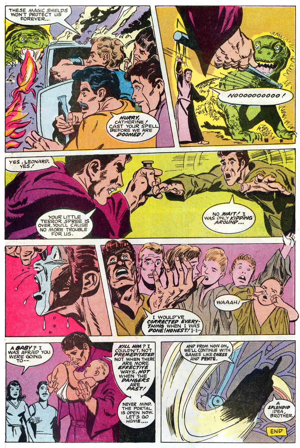 Elvira's House of Mystery Issue #1 #2 - English 16